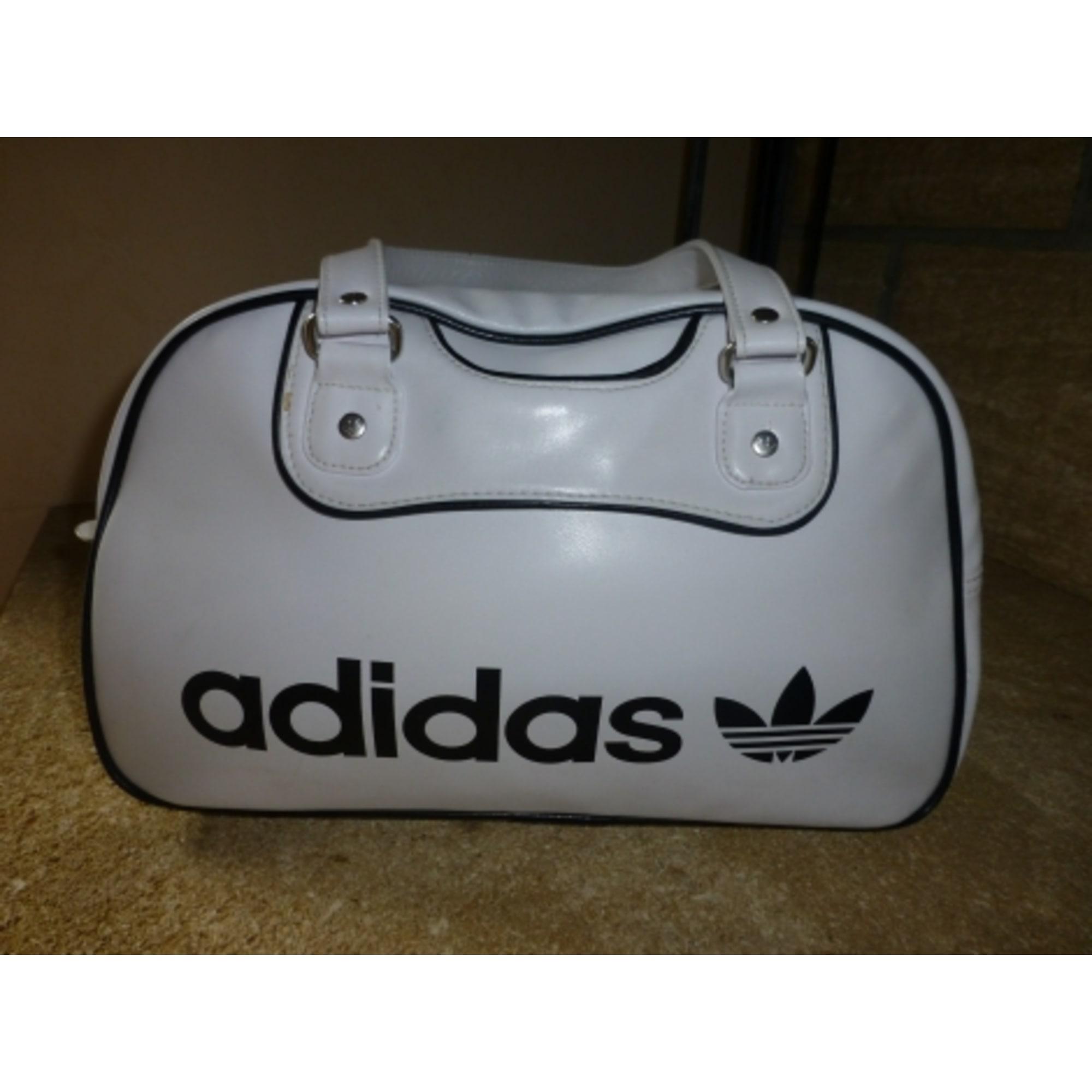 Sac En Blanc Main 772300 Adidas À Cuir Par Shopname189084 Vendu kOXZwPiTlu