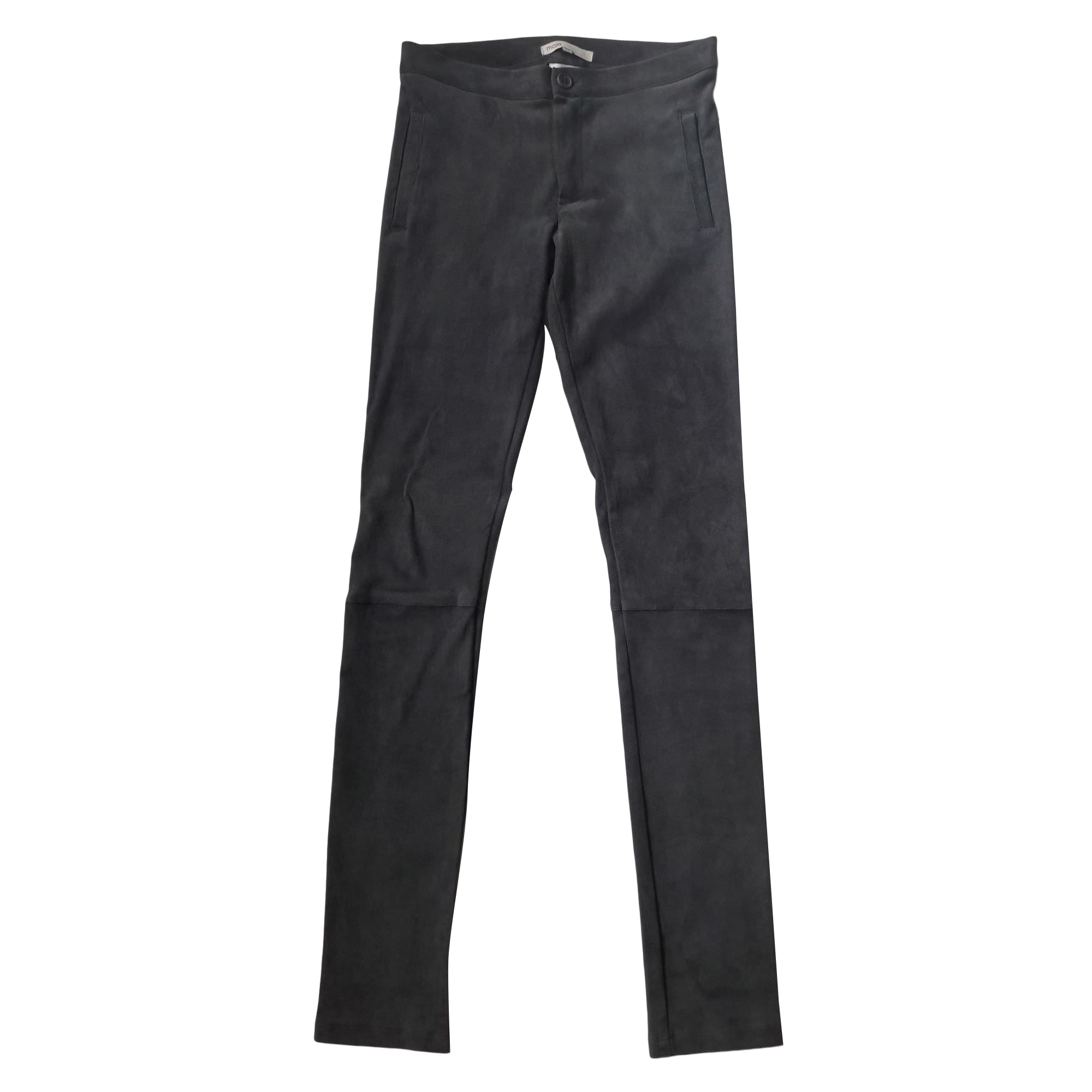 Pantalon slim, cigarette