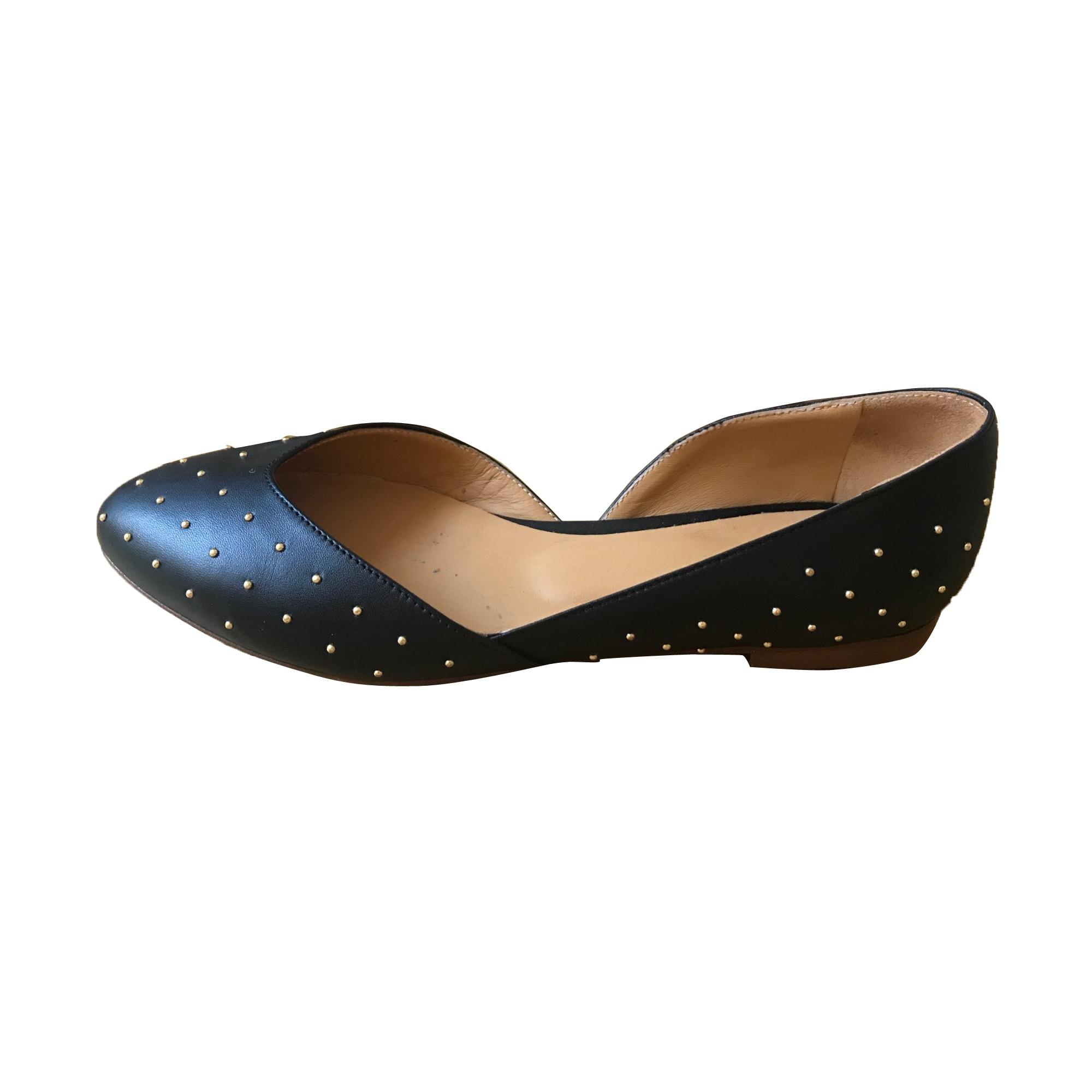 Ballet Flats SÉZANE Black