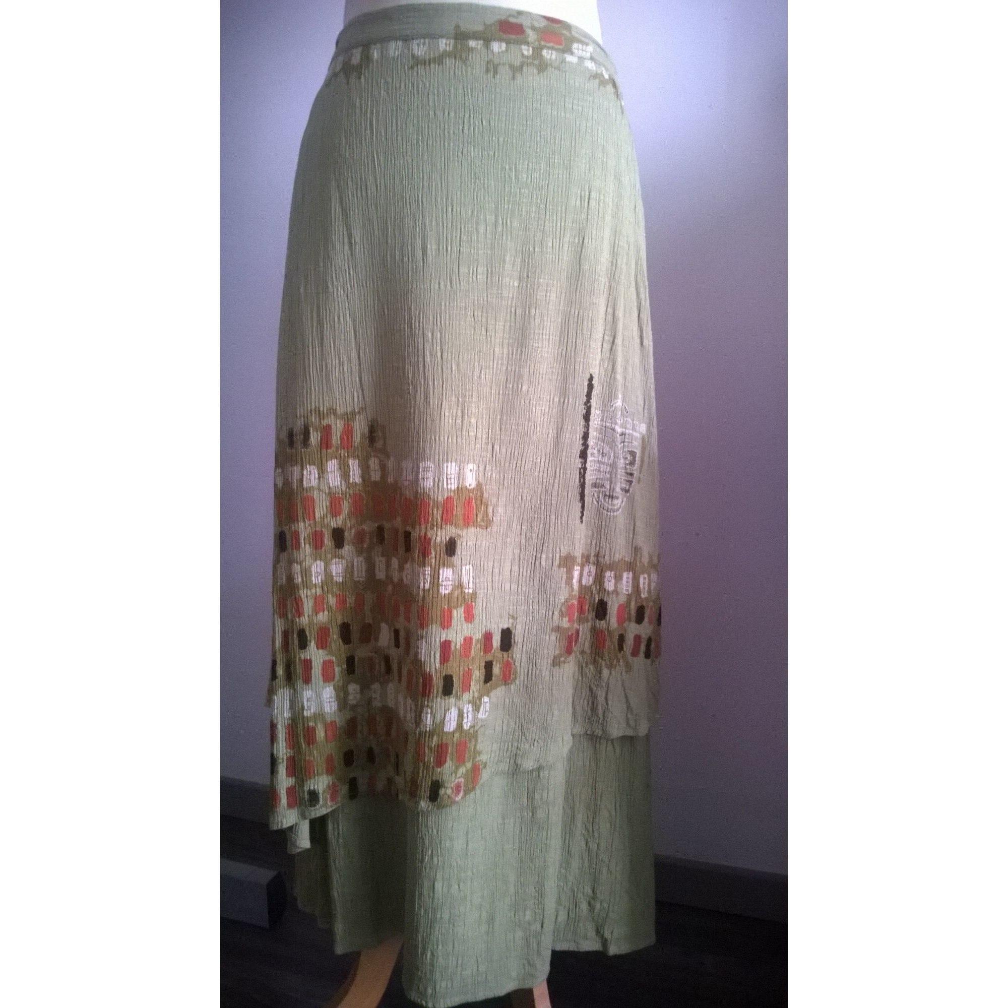 Maxi Skirt TERA BORA Multicolor