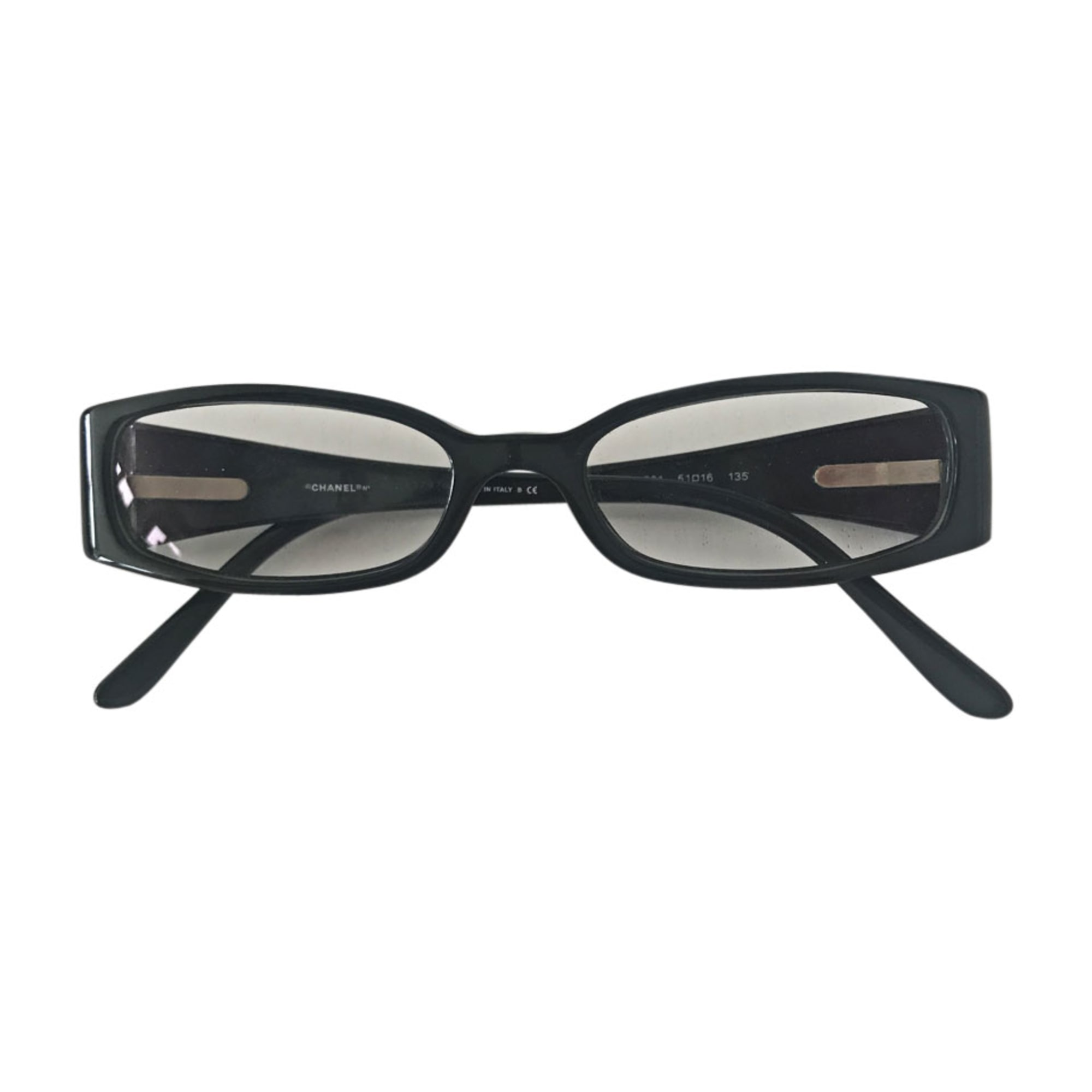 7de565aa3b Eyeglass Frames CHANEL black - 7739309