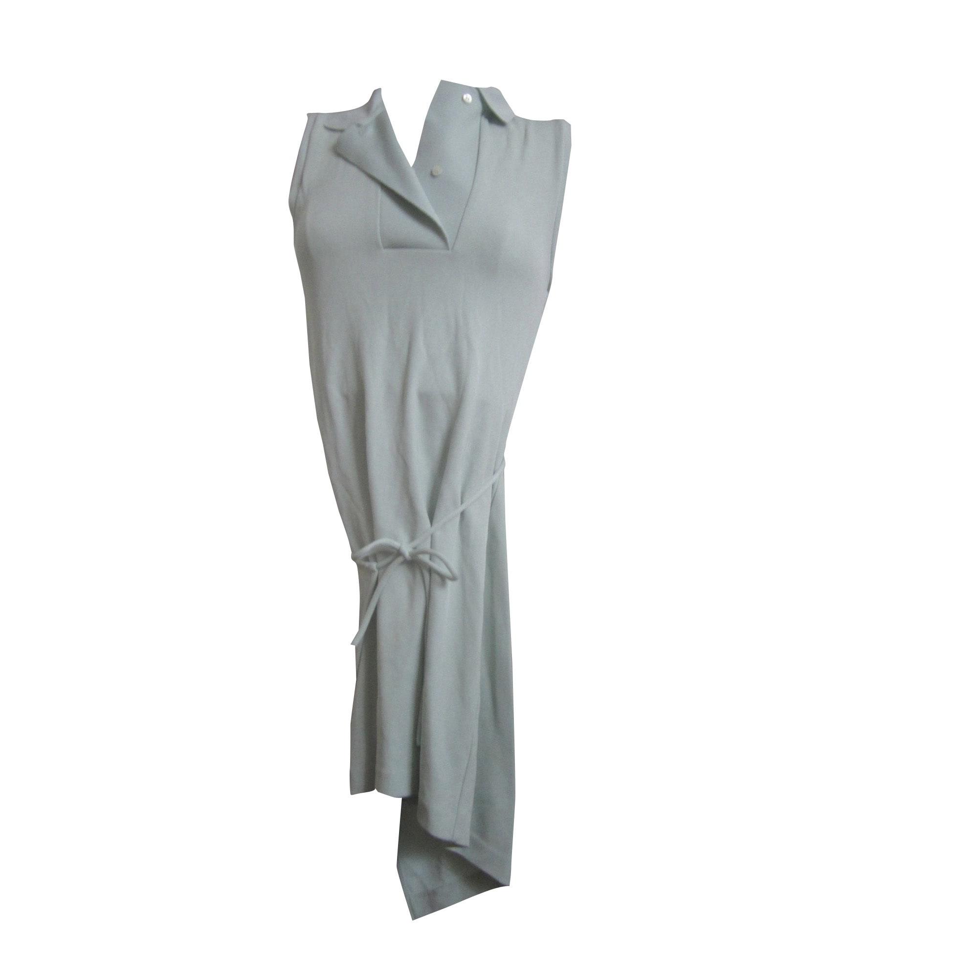 Robe courte LACOSTE Vert