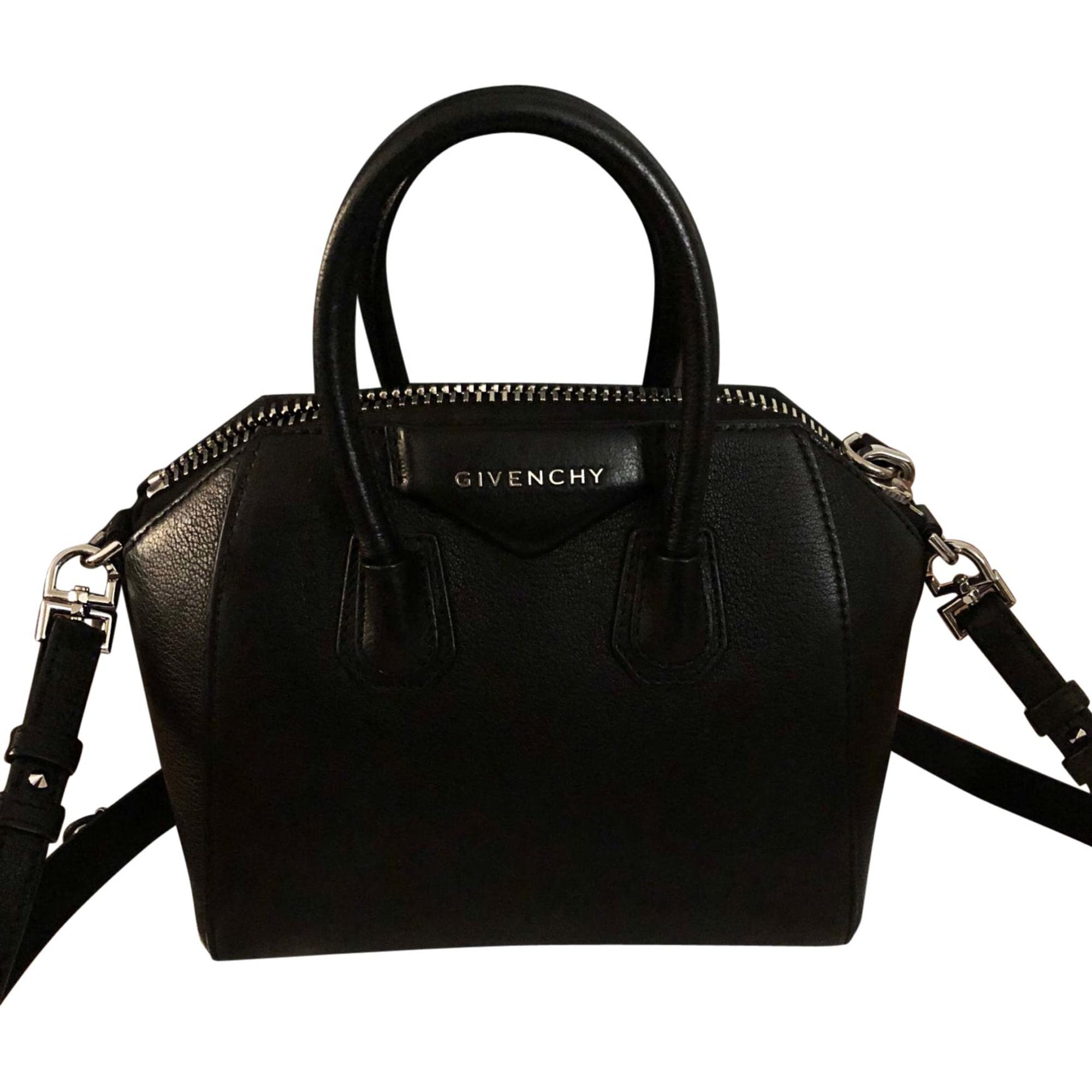 Givenchy Vendu Cuir Par En Sac Louch479684 Noir À 7751351 Main Jcu5TFK13l