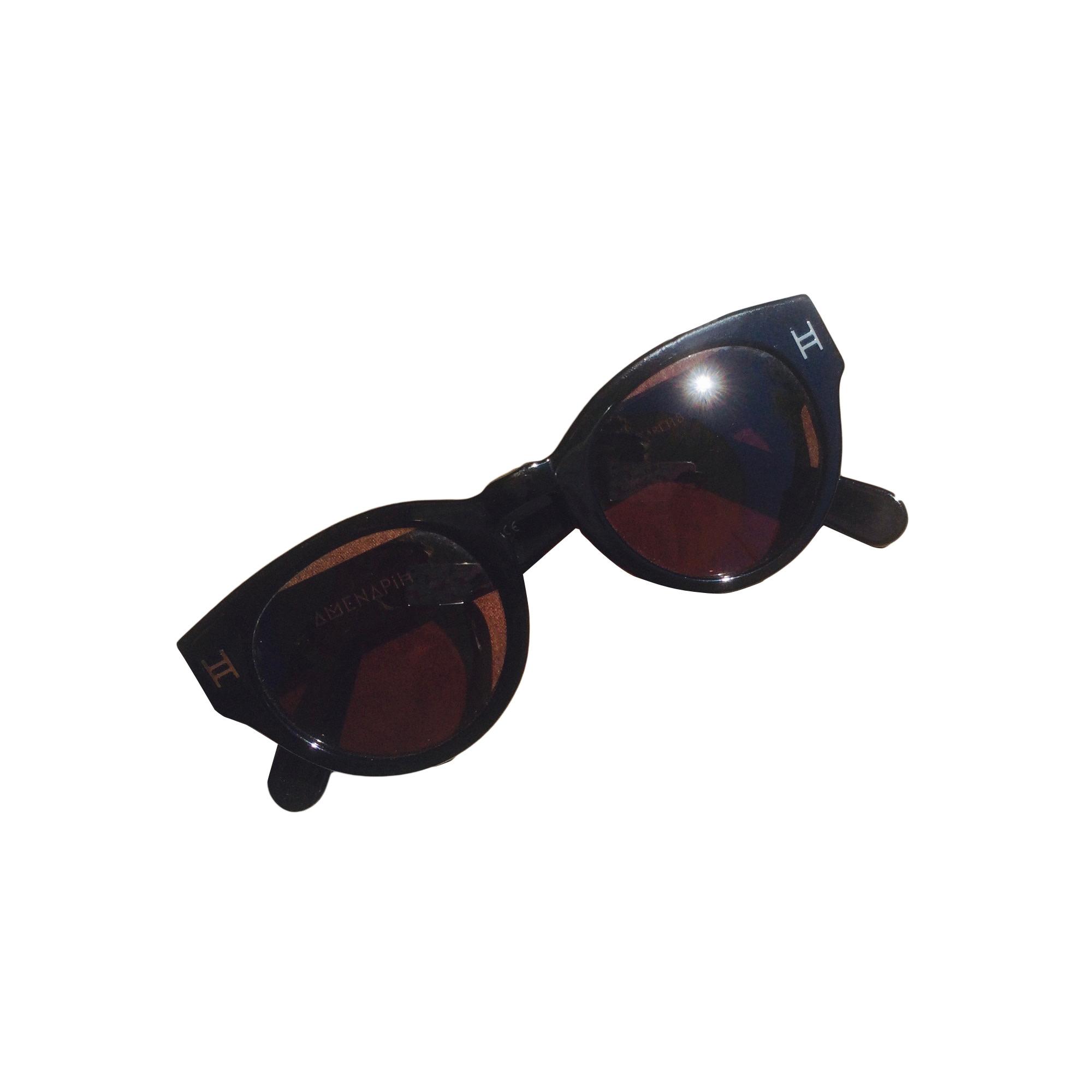 Sunglasses HIPANEMA Black