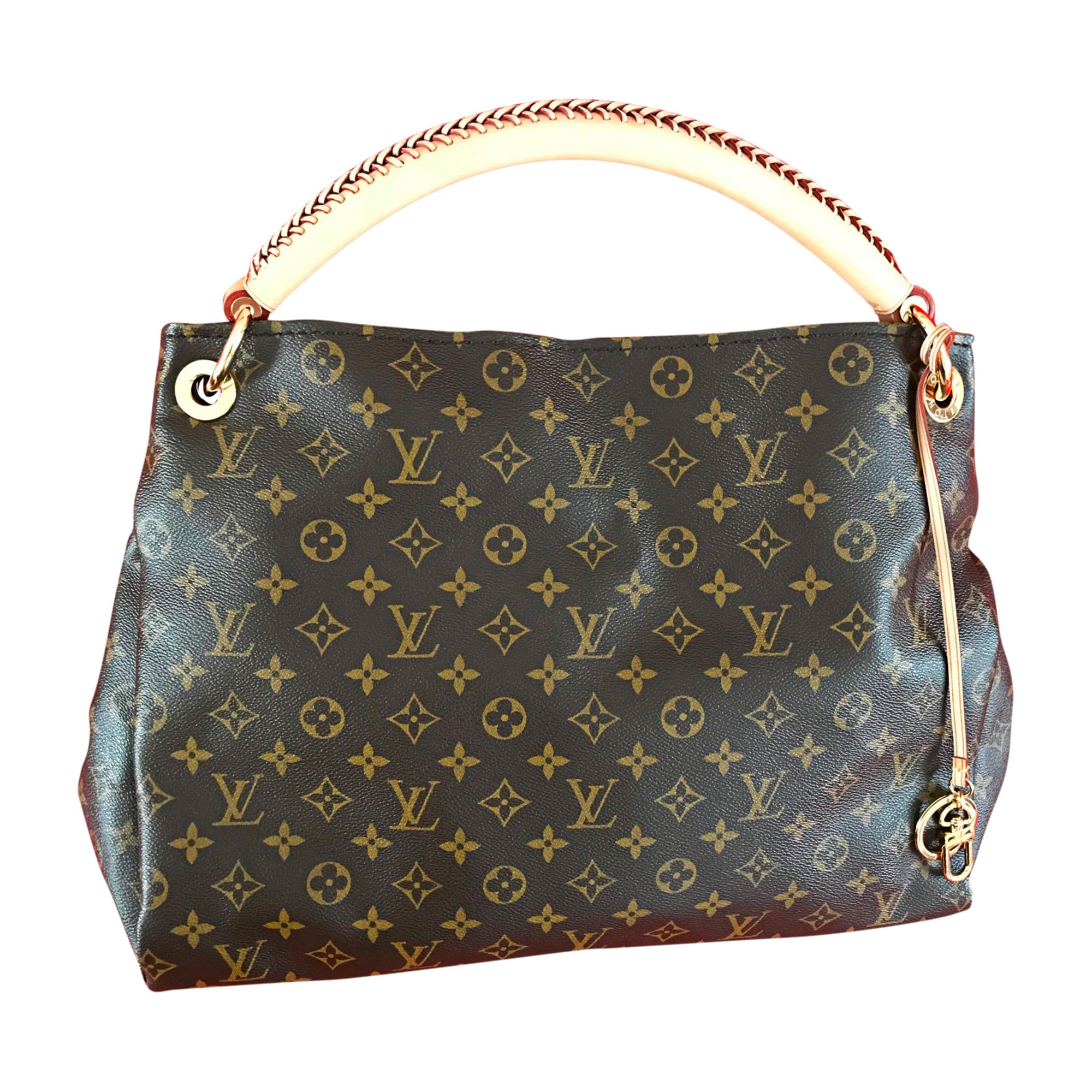 2996d0305a Borsa a tracolla in pelle LOUIS VUITTON artsy marrone - 7753267
