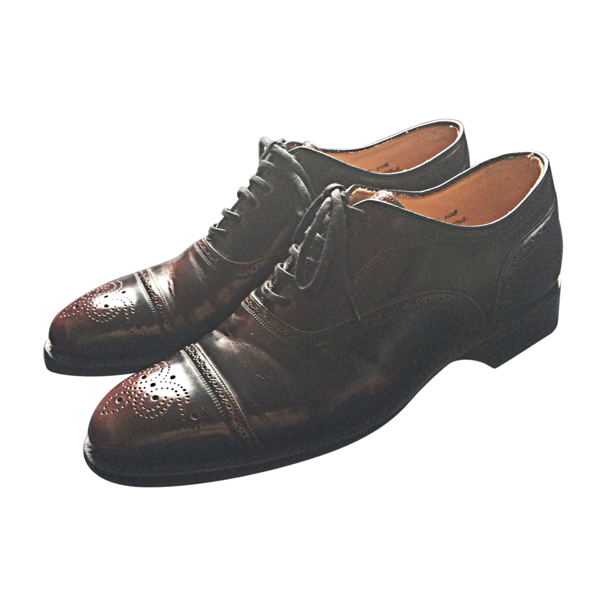 Church's À 40 Chaussures Lacets Rouge 7754298 xEAnRwq