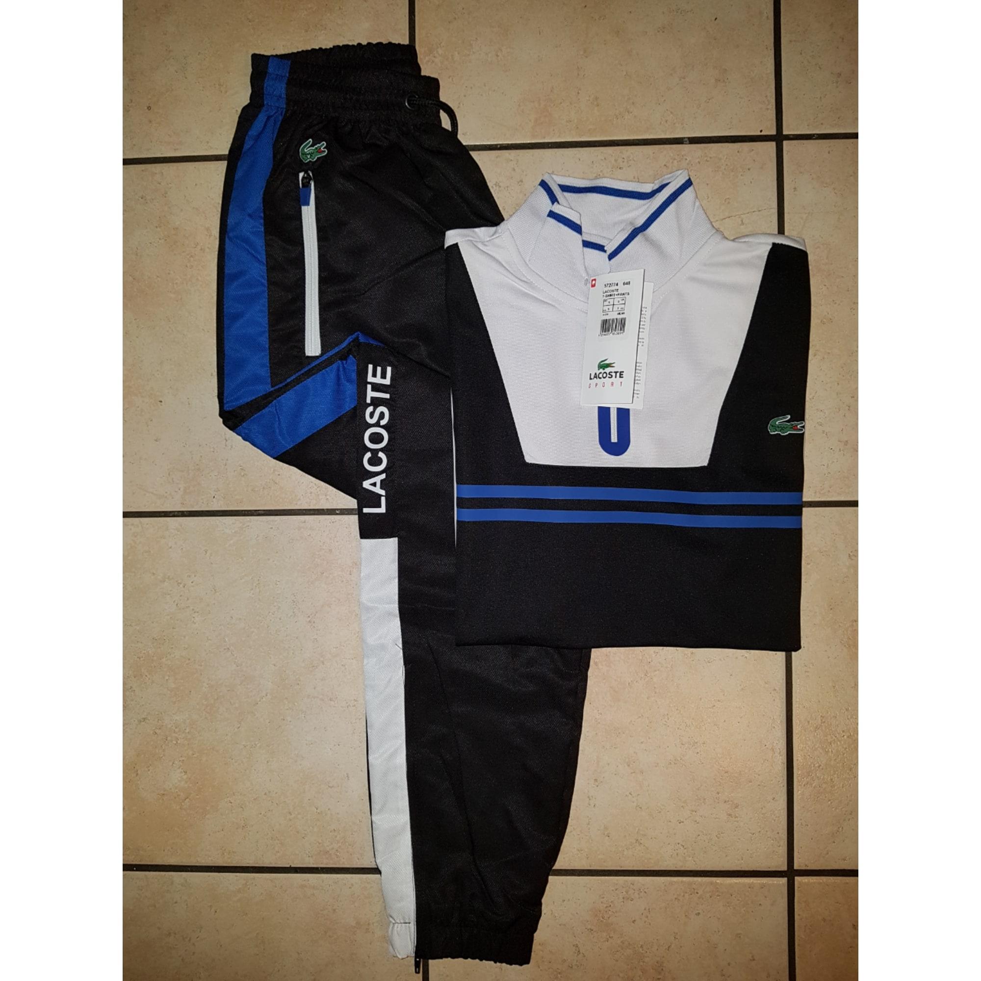 7757064 Par Ensemble 36 Vendu Jogging 14764 Lacoste Bleu Julie j4qA53RL