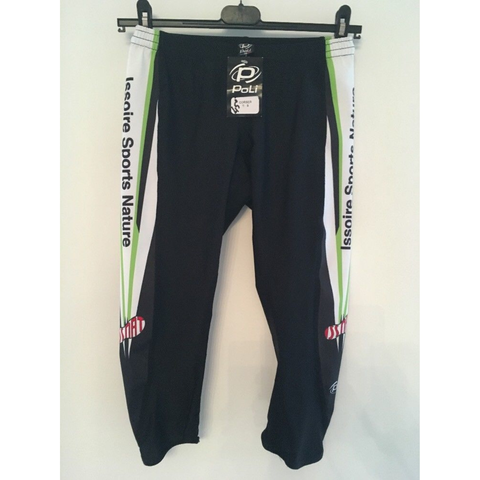 Pantalon de survêtement POLI 44 (S) noir - 7760782 644b8f6da93