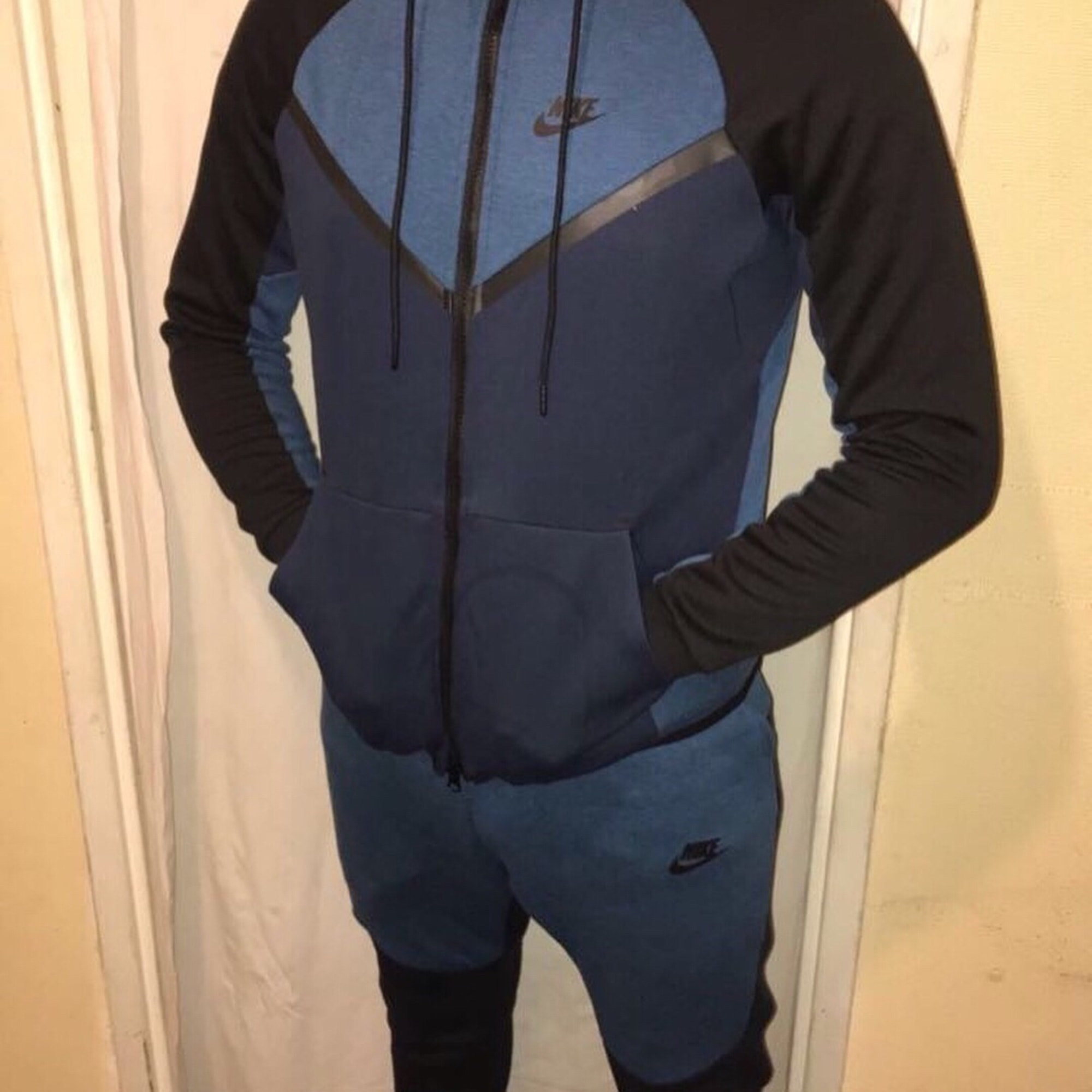 a291b92aeb97 Tracksuit NIKE Other blue - 7765000
