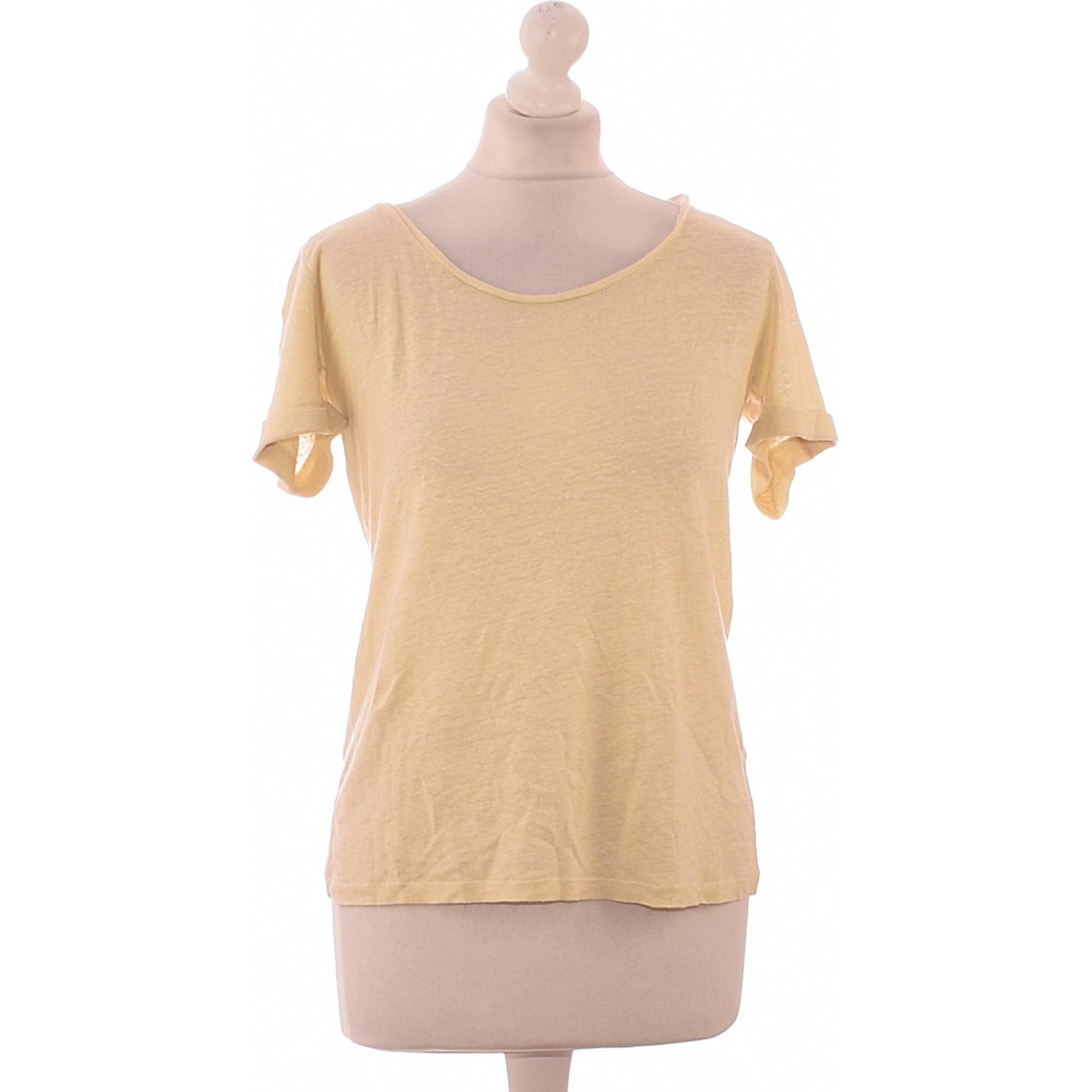 Top, tee-shirt GERARD DAREL Beige, camel
