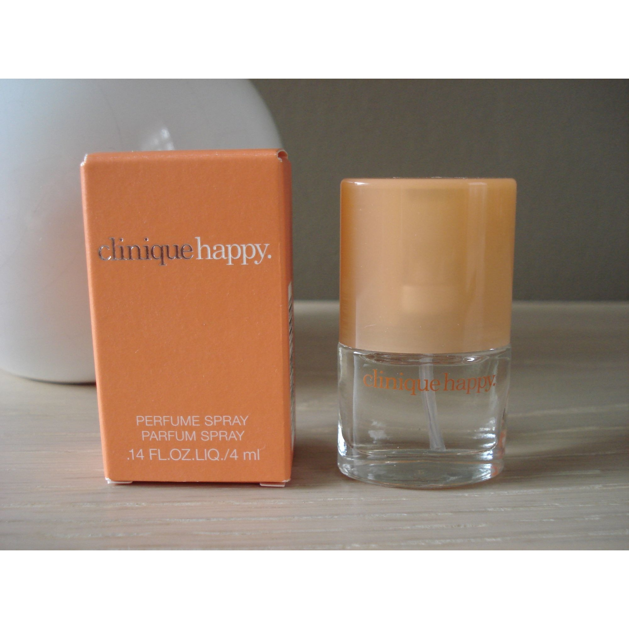 Perfume Sample Clinique 7780311 Happy For Women