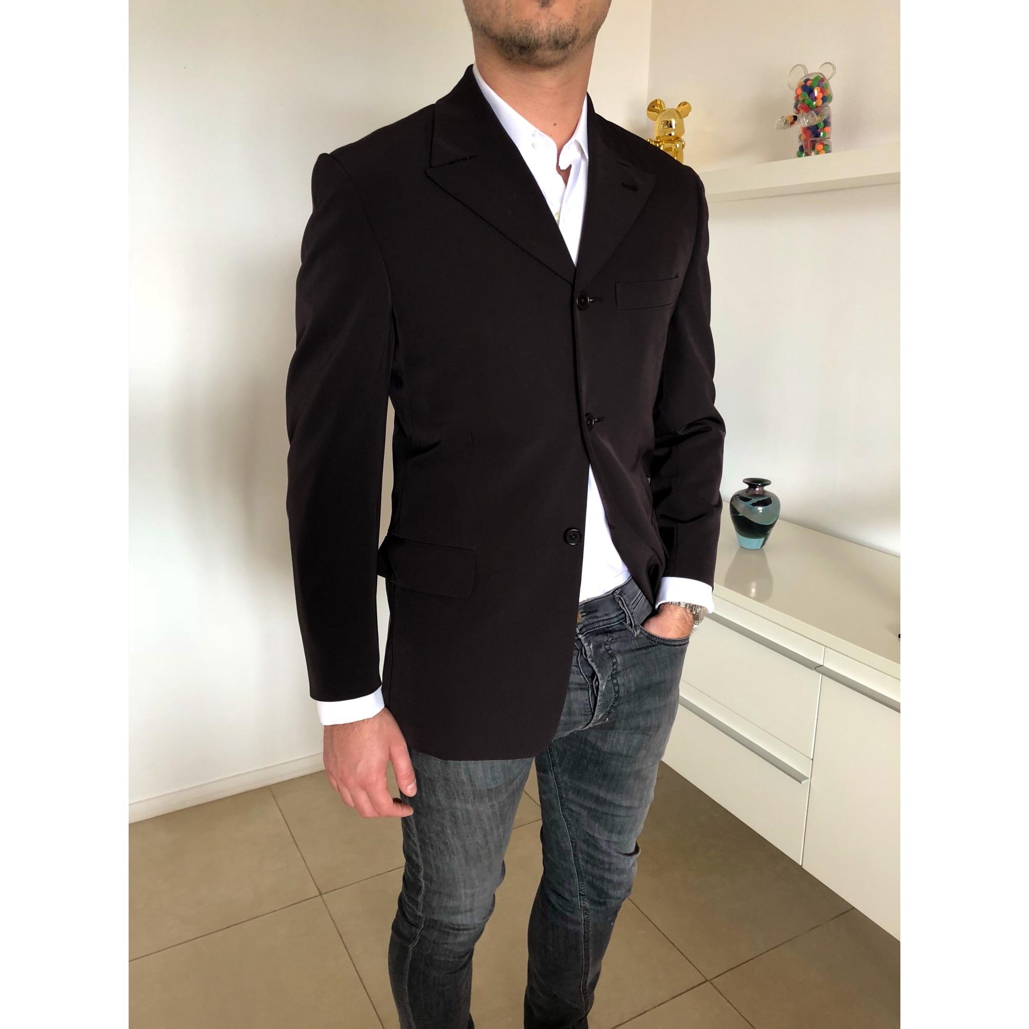 Veste de costume PRADA 46 (S) noir - 7783524 307a98d293fa