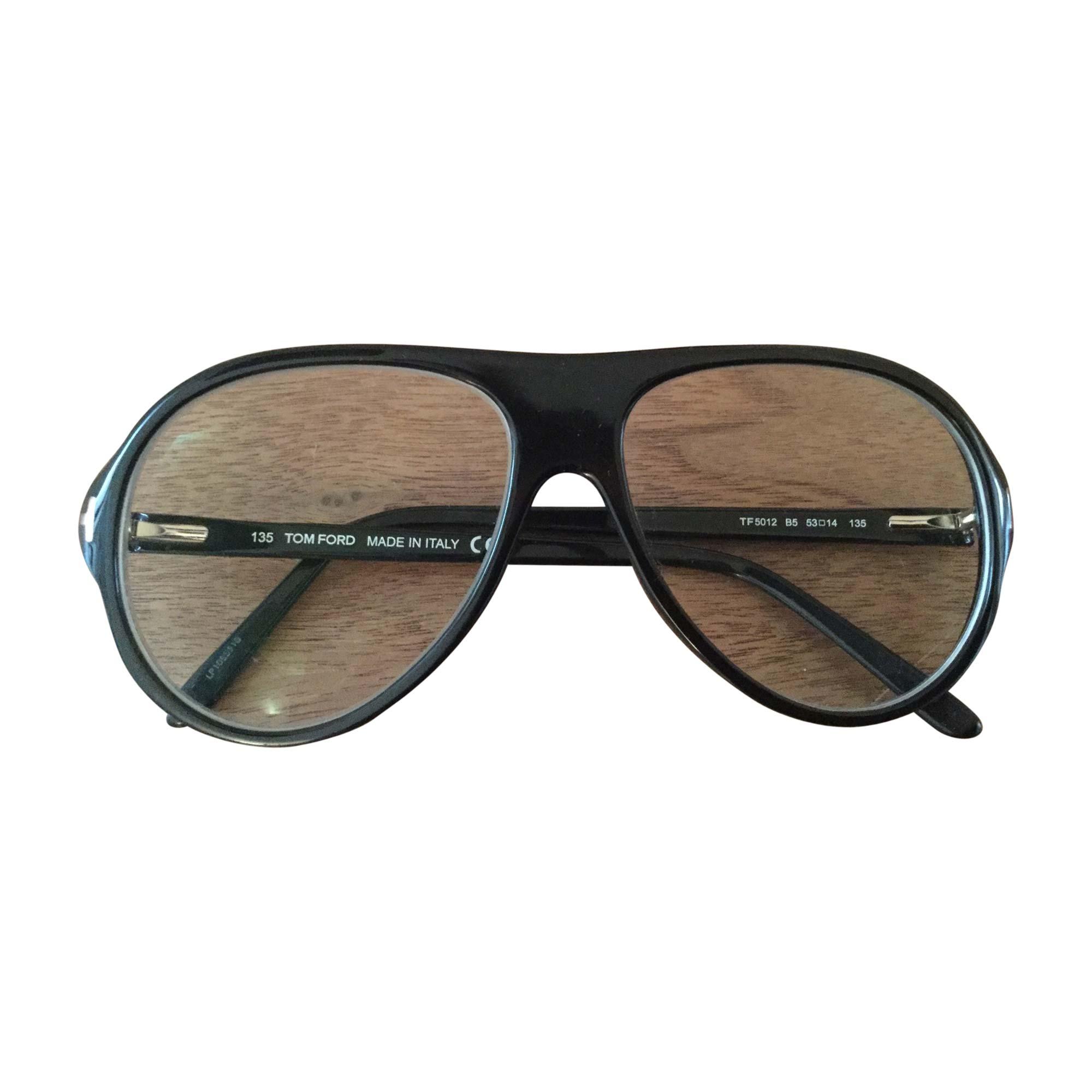 6a89ff8532 Monture de lunettes TOM FORD noir vendu par Morgane0210 - 7784994