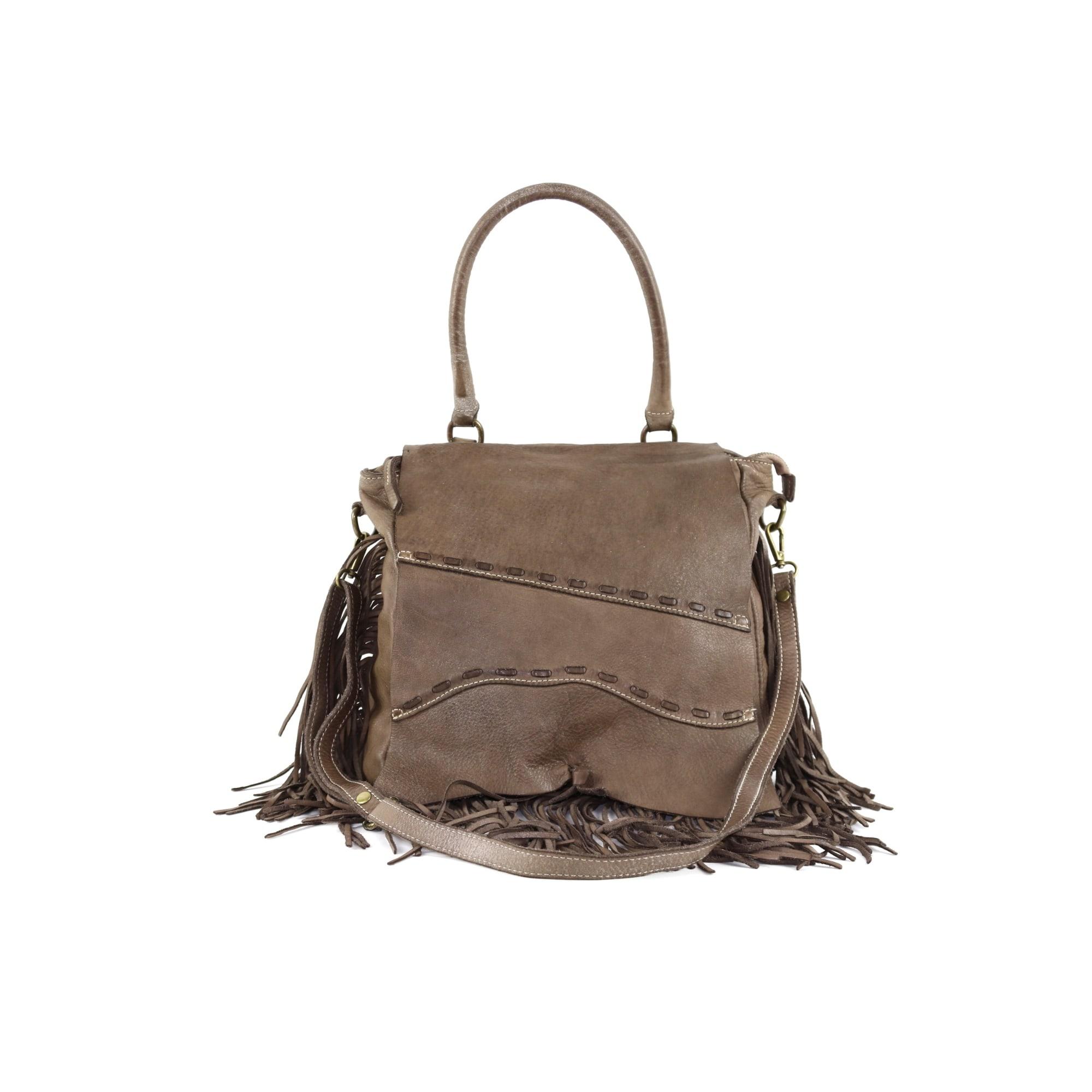 site professionnel modèles à la mode valeur formidable Sac à main en cuir MADE IN ITALIE