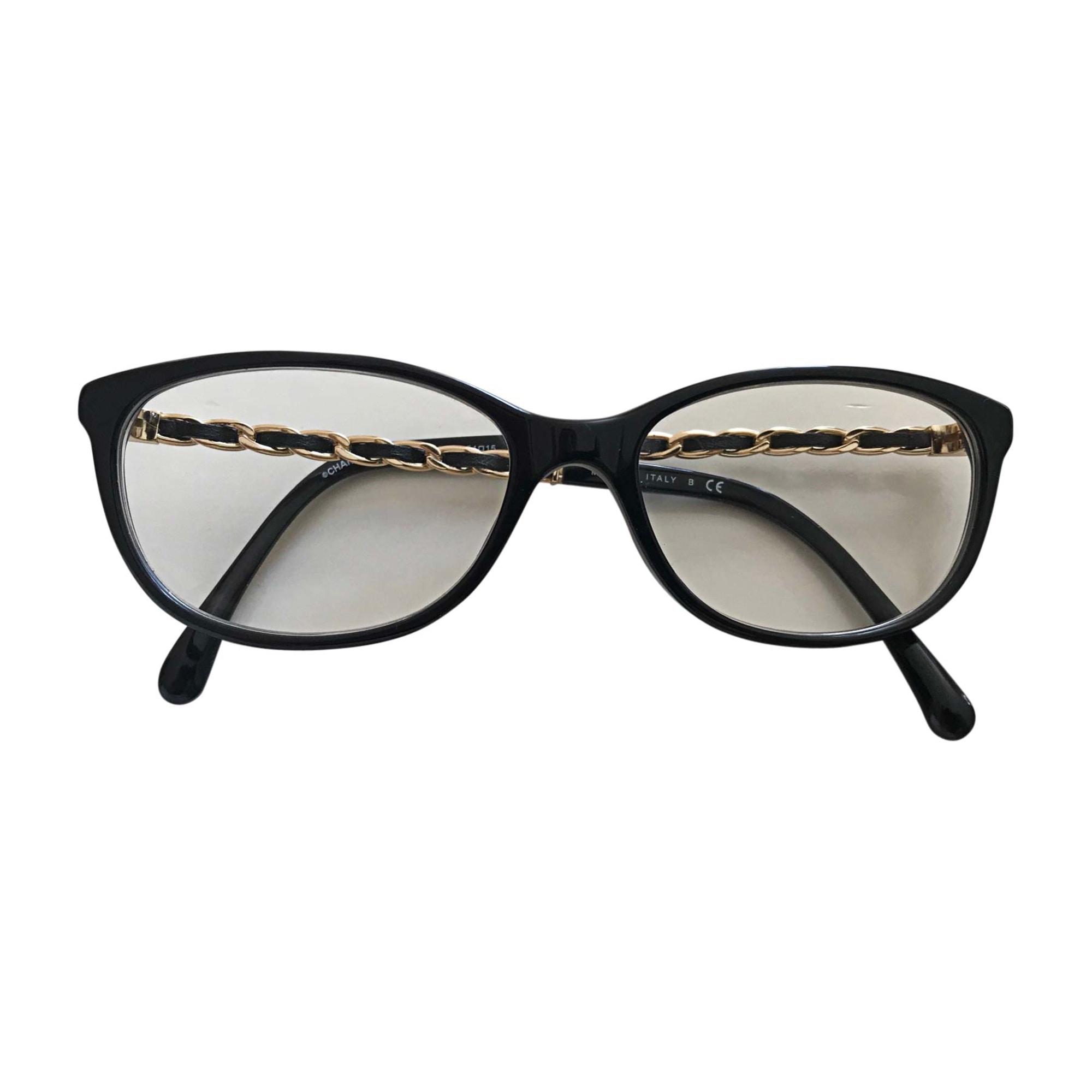 Eyeglass Frames CHANEL black vendu par D\'elisa:284259 - 7789278