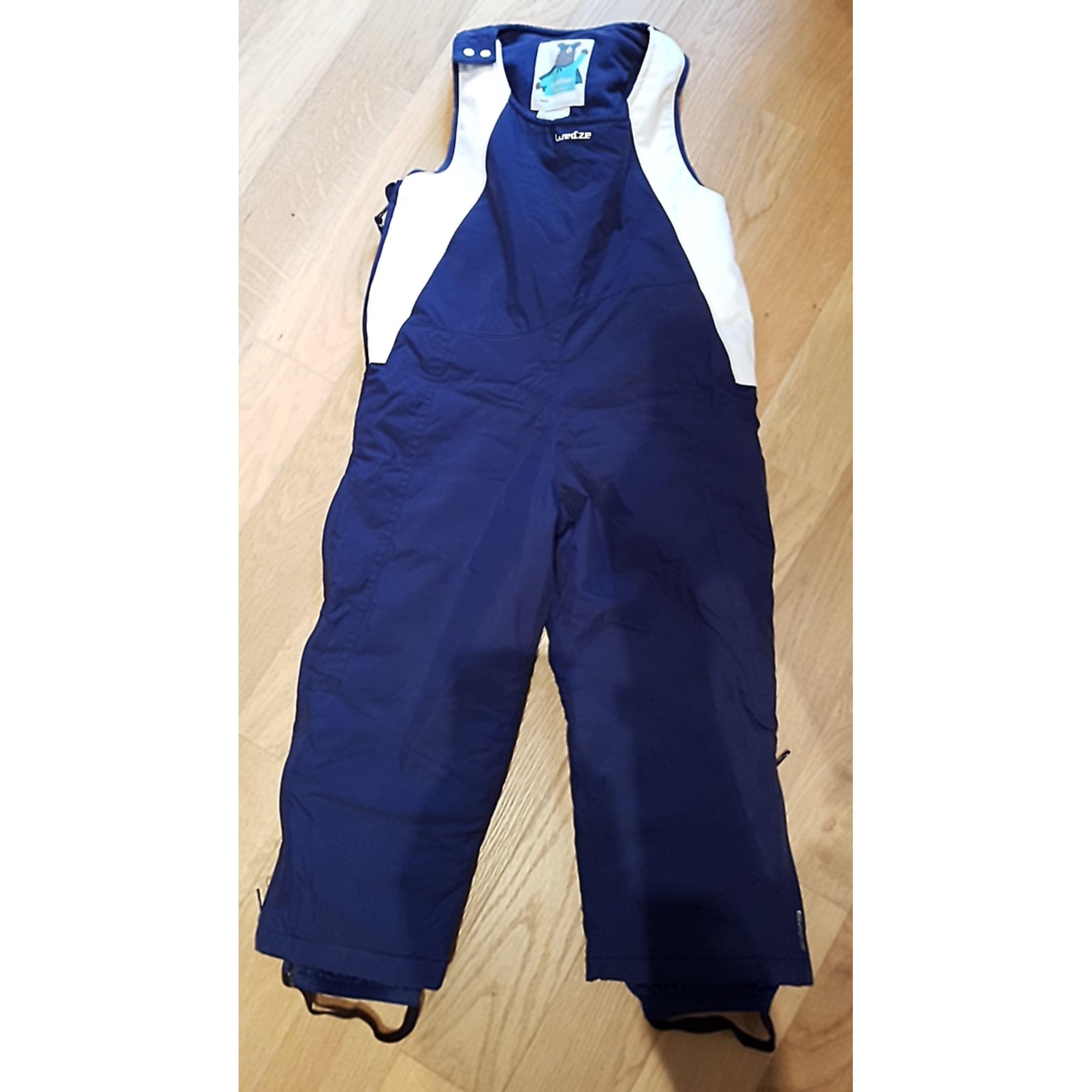 Pantalon De Ski Decathlon Autre Bleu 7790051