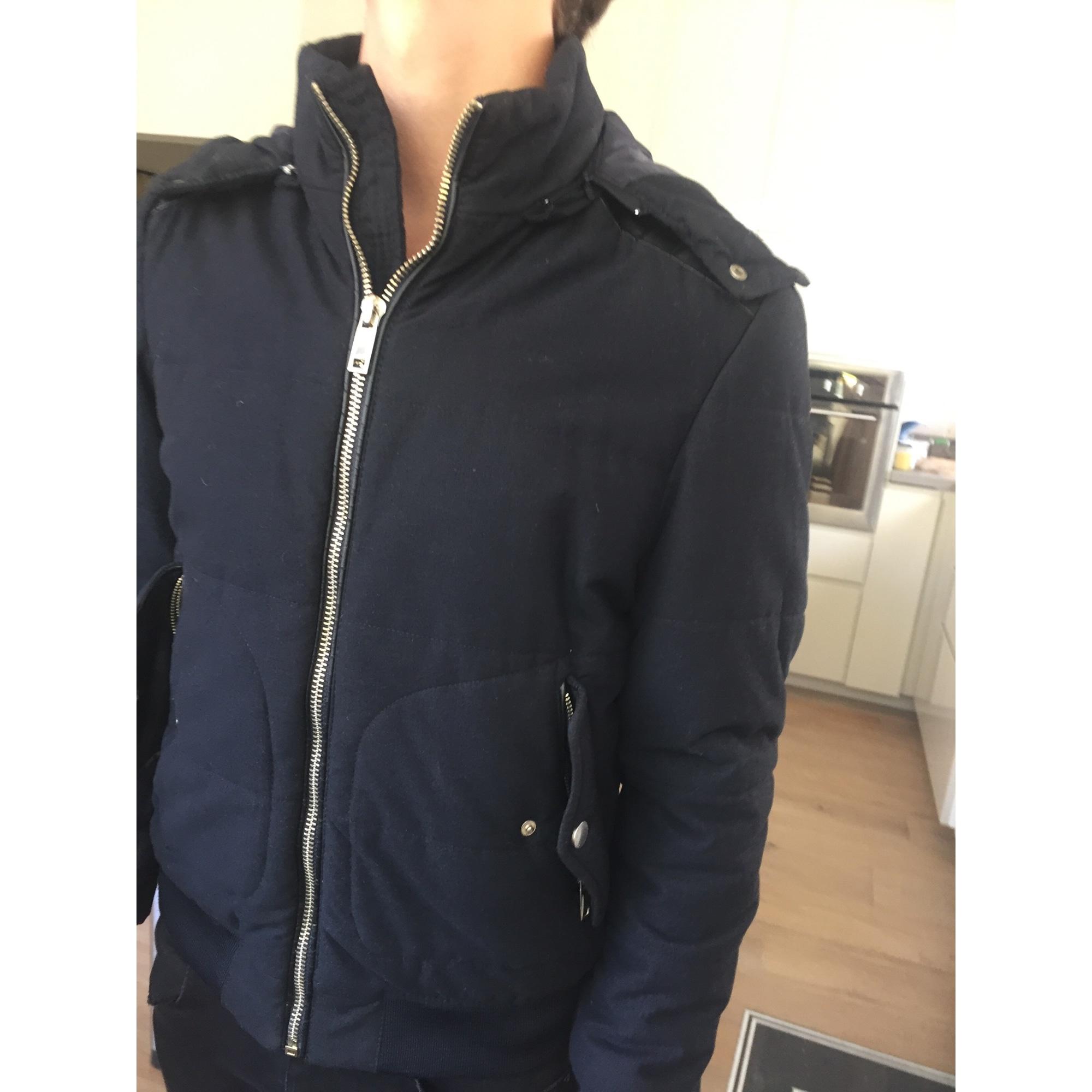 Zara Doudoune 38 Zara Doudoune Bleu 7795918 g0ZP1ngz 797a84e4d2c