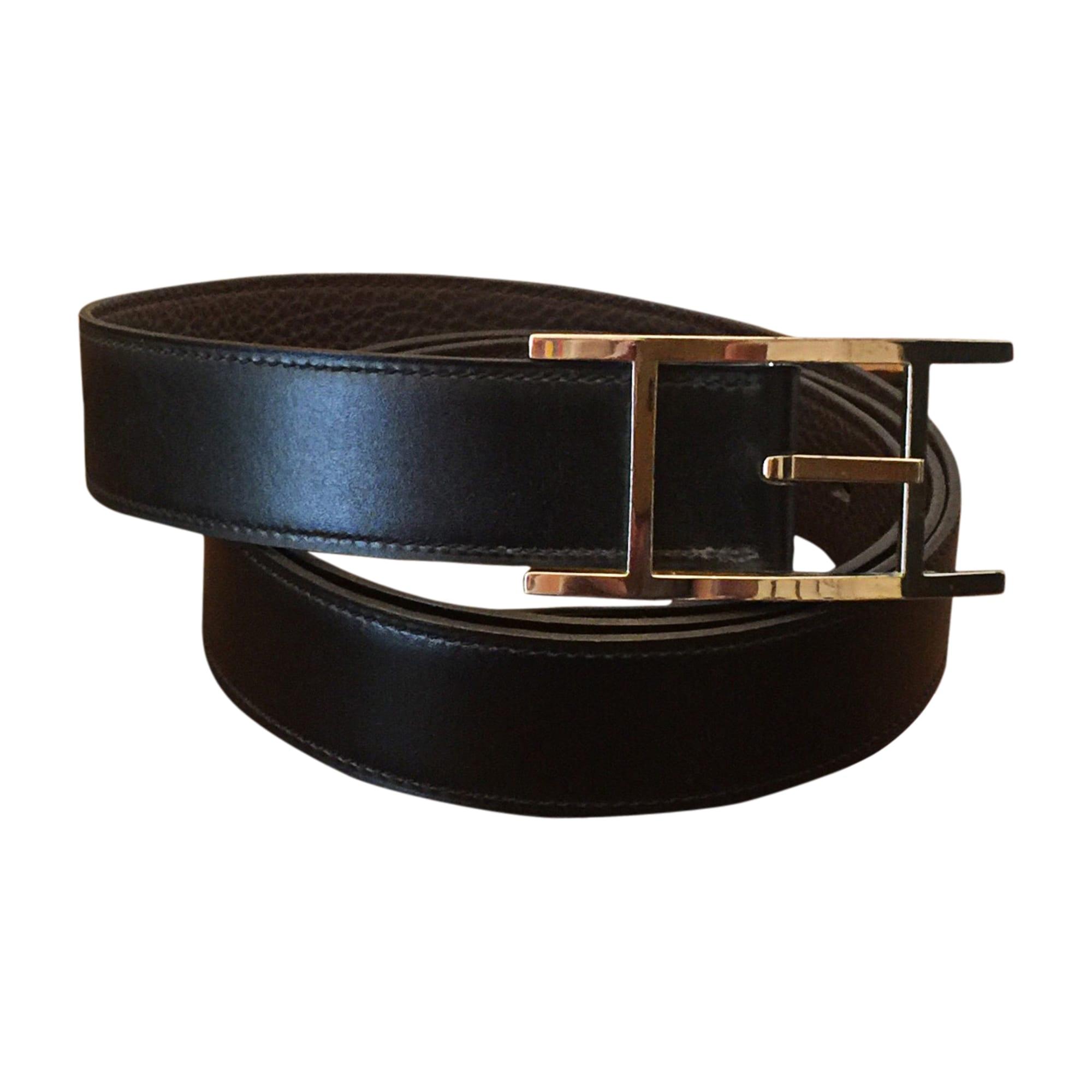 Ceinture HERMÈS 115 noir vendu par Picco 8 - 7798068 f13581c7c4e