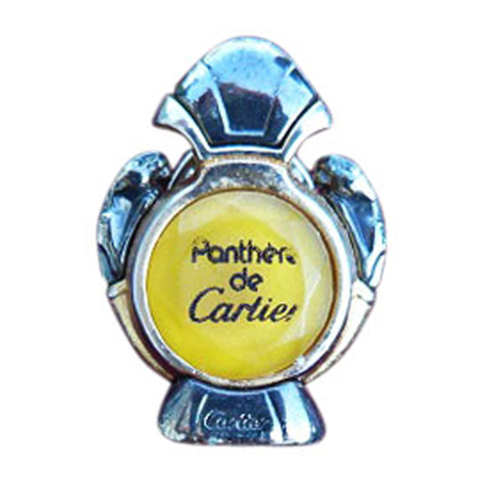 Pin's CARTIER Jaune