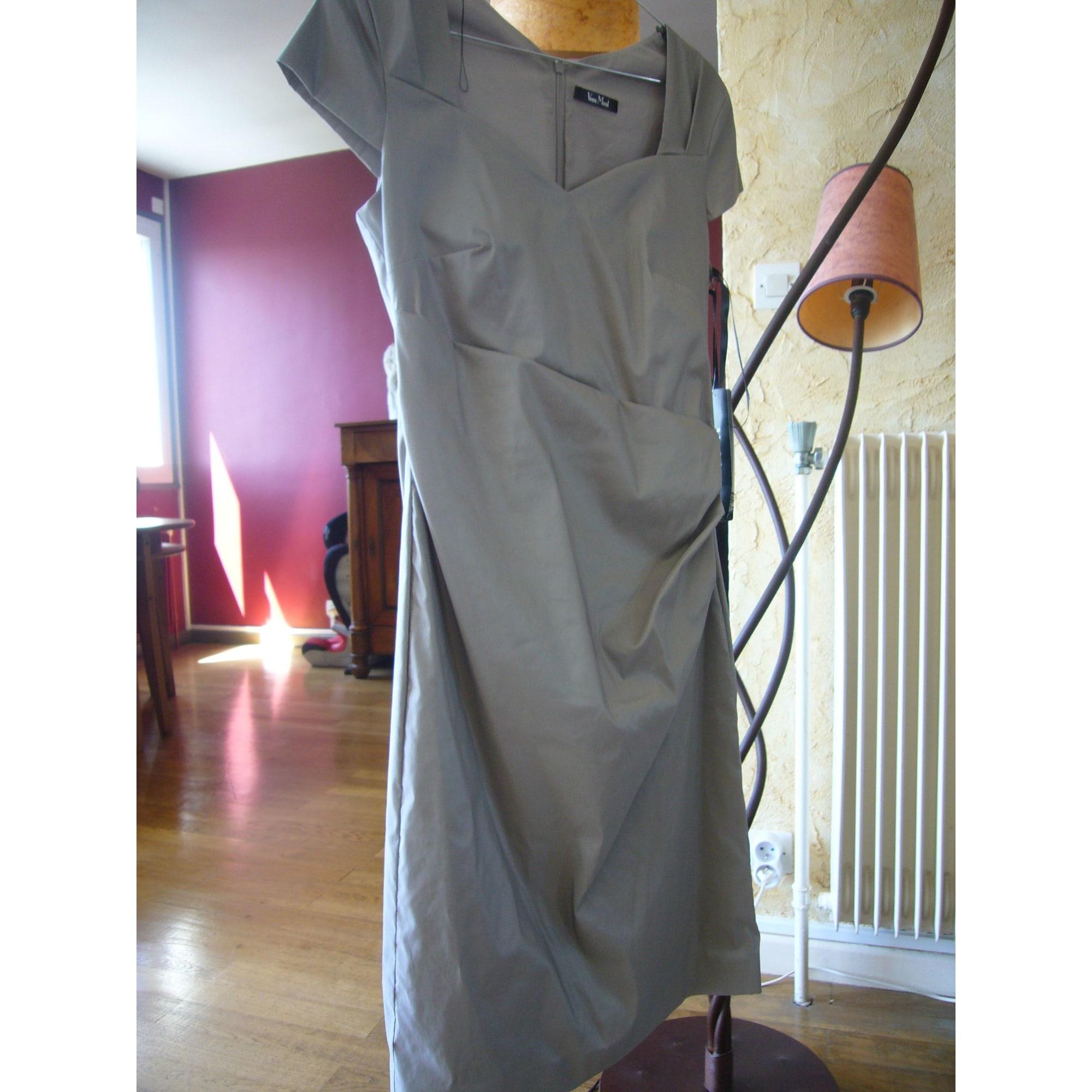 eb8ff945f58 Robe courte VERA MONT 38 (M