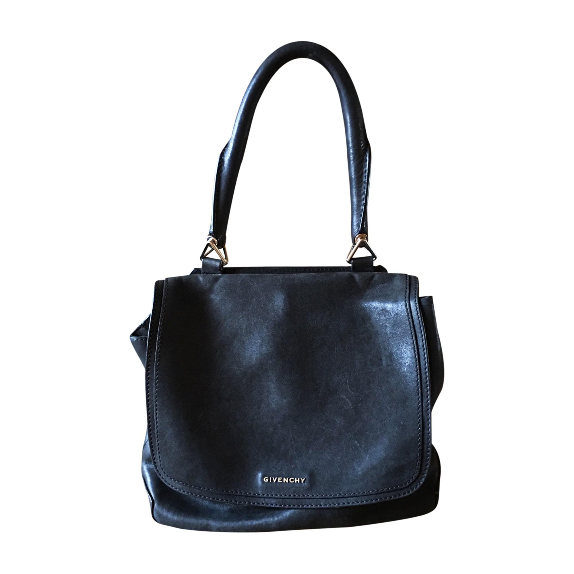 Givenchy Noir Sac Bandoulière Cuir En 7812065 tvvIpqw