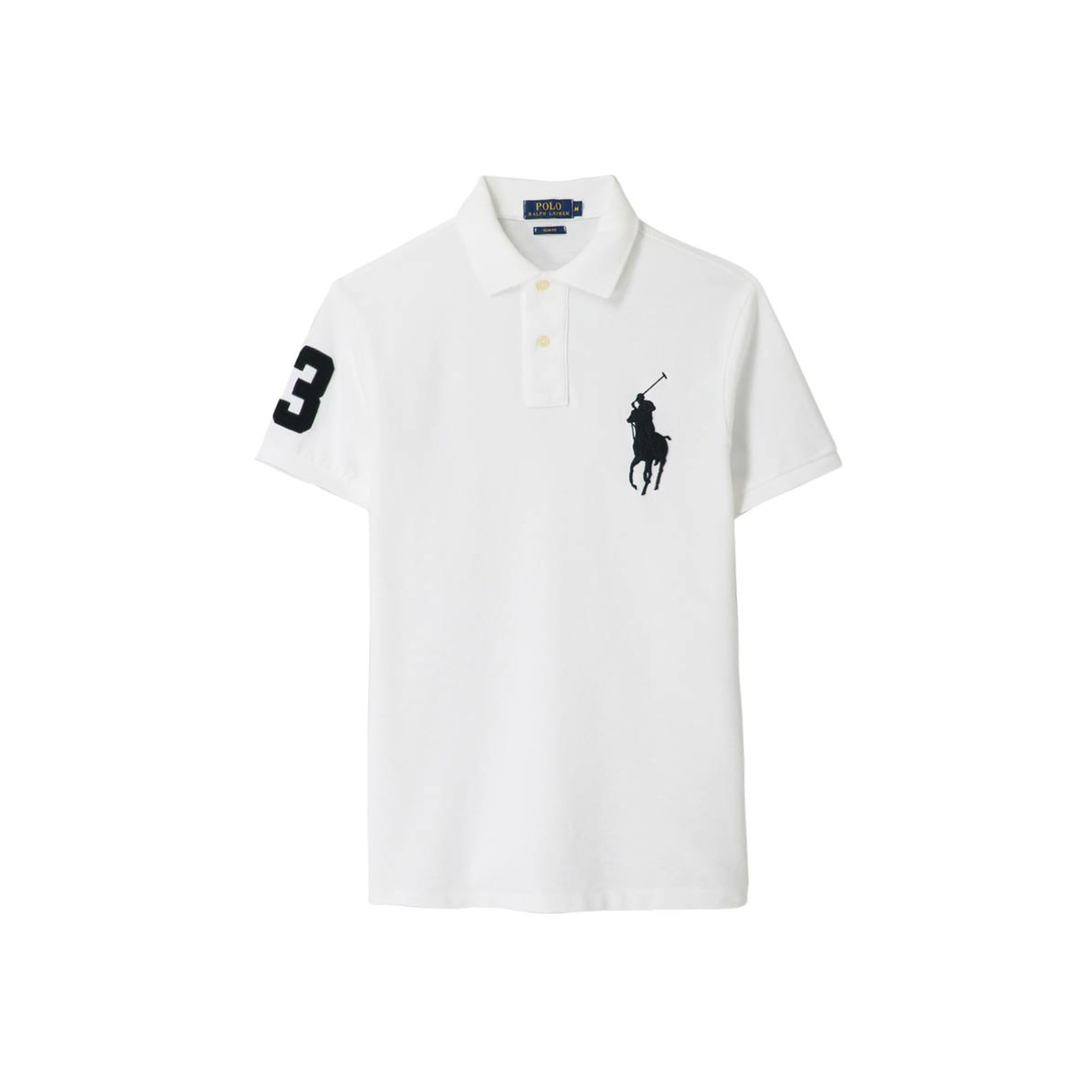 T Shirt Polo Ralph Blanc Lauren srChtxQdBo