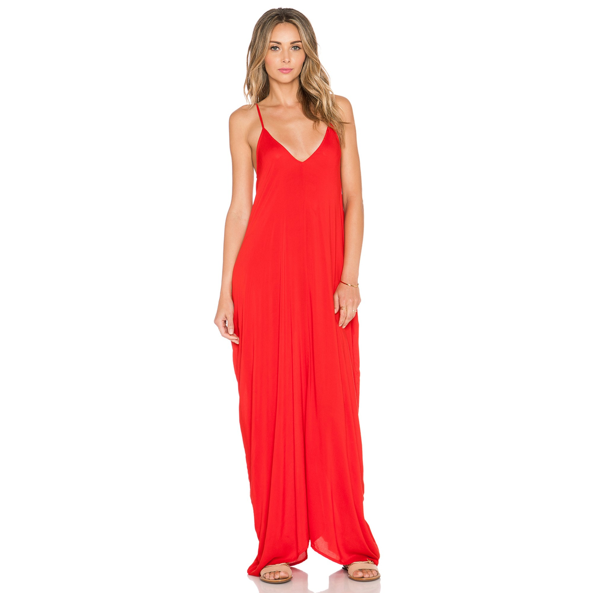 Robe rouge asos
