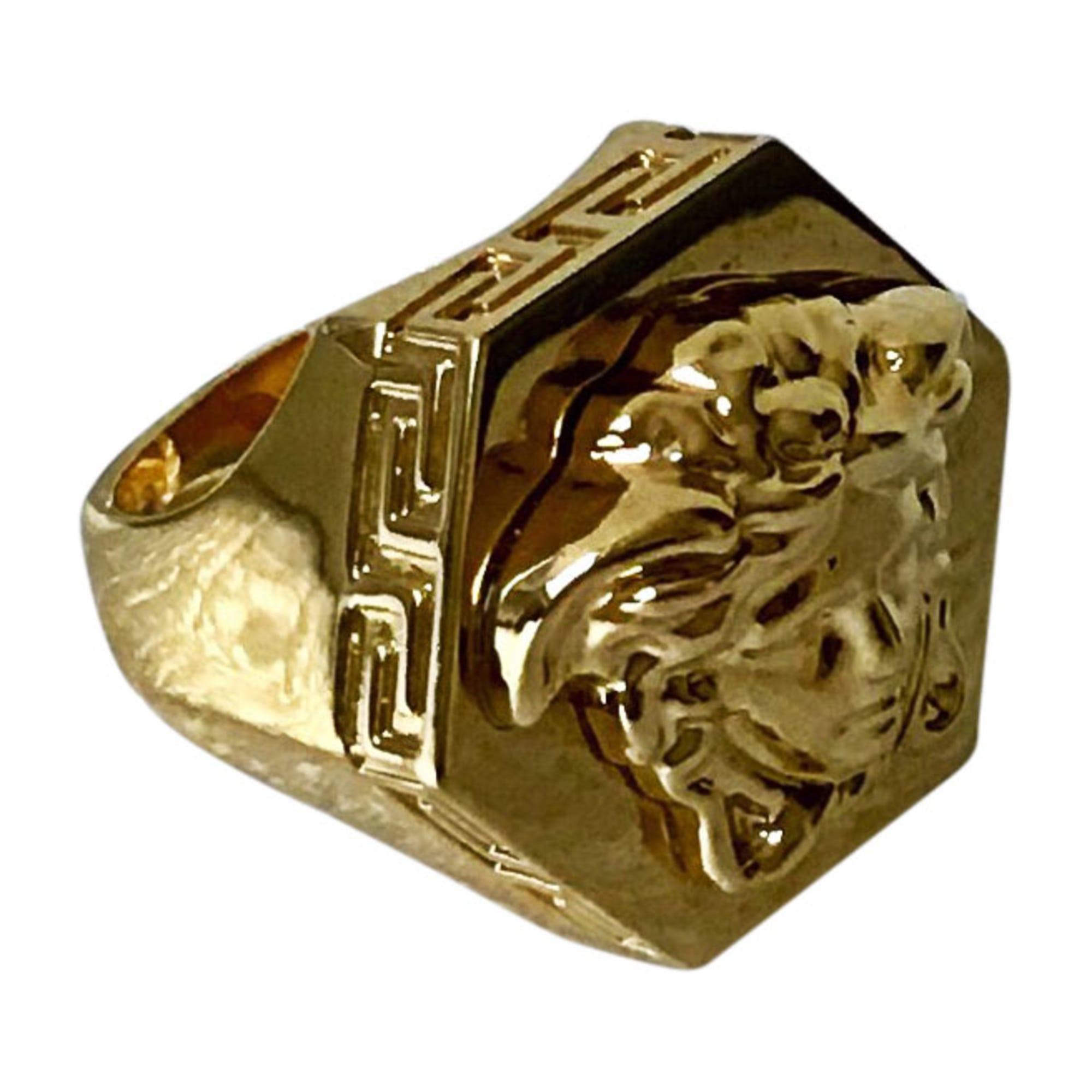 Bague VERSACE 63 doré vendu par Fethi 17 - 7816569 dee1307c68b