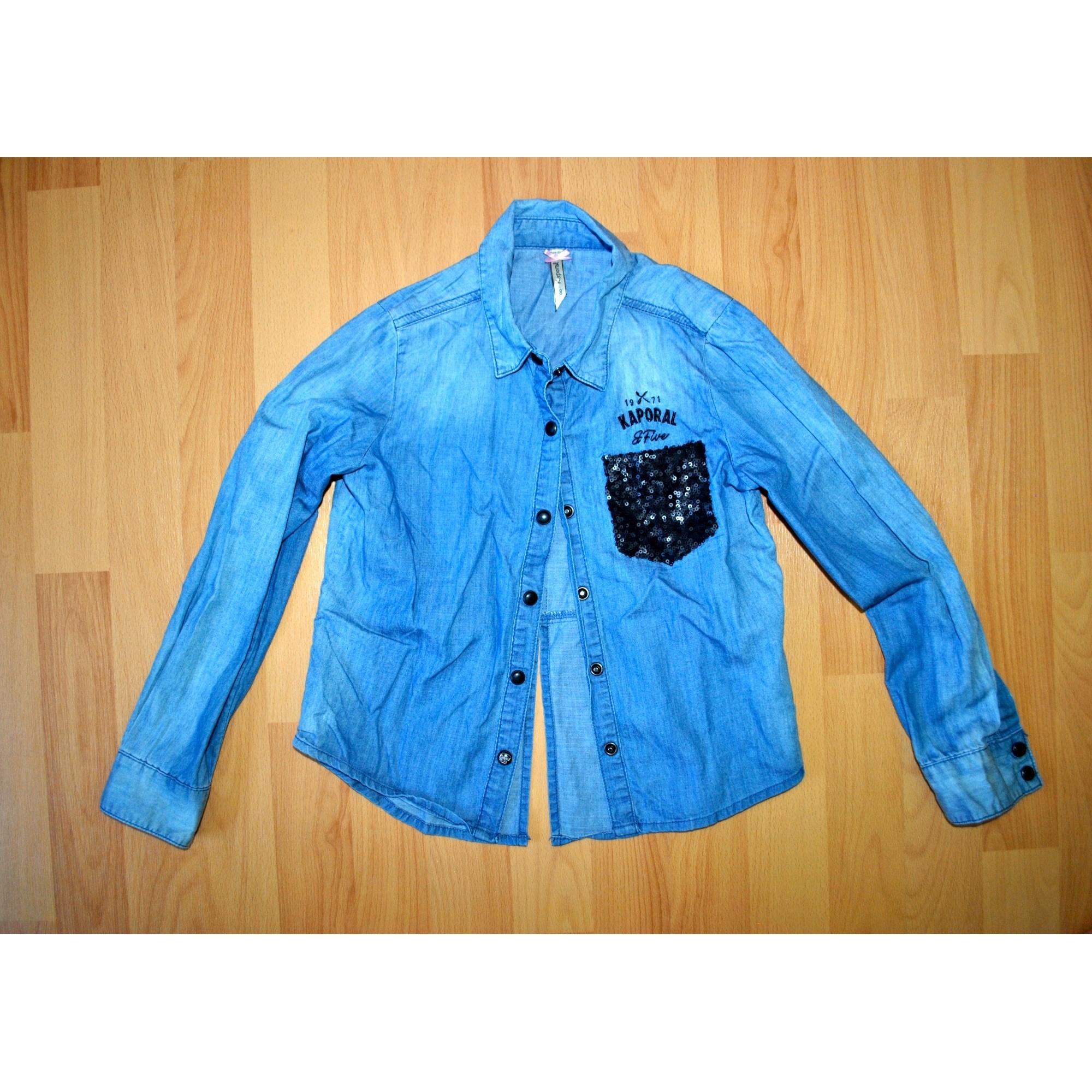 32cc6c7baa9fb Chemise KAPORAL Bleu, bleu marine, bleu turquoise