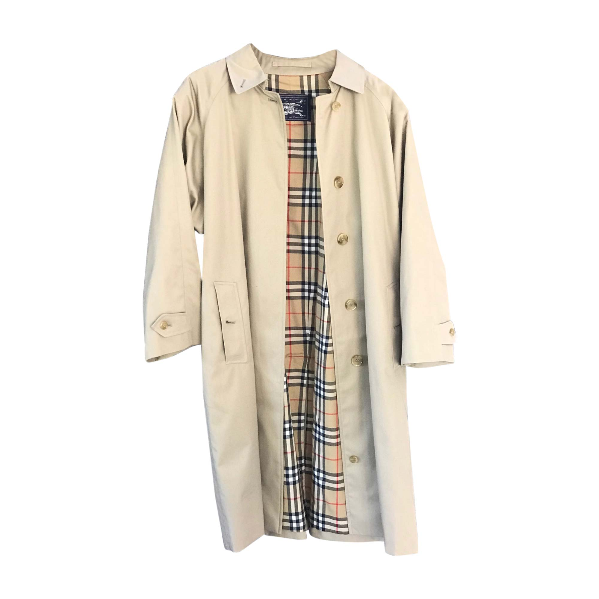 Imperméable, trench BURBERRY 38 (M, T2) beige - 7826510 5530831f8ed