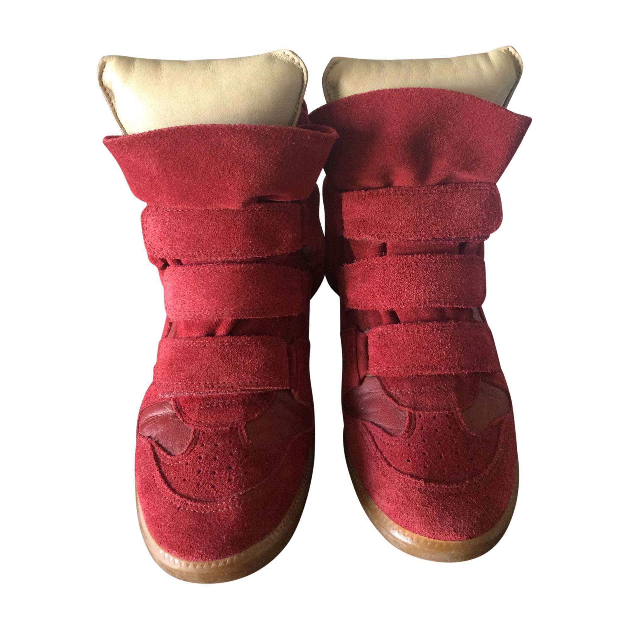 85420feaca Sneakers ISABEL MARANT 37 red - 7829758