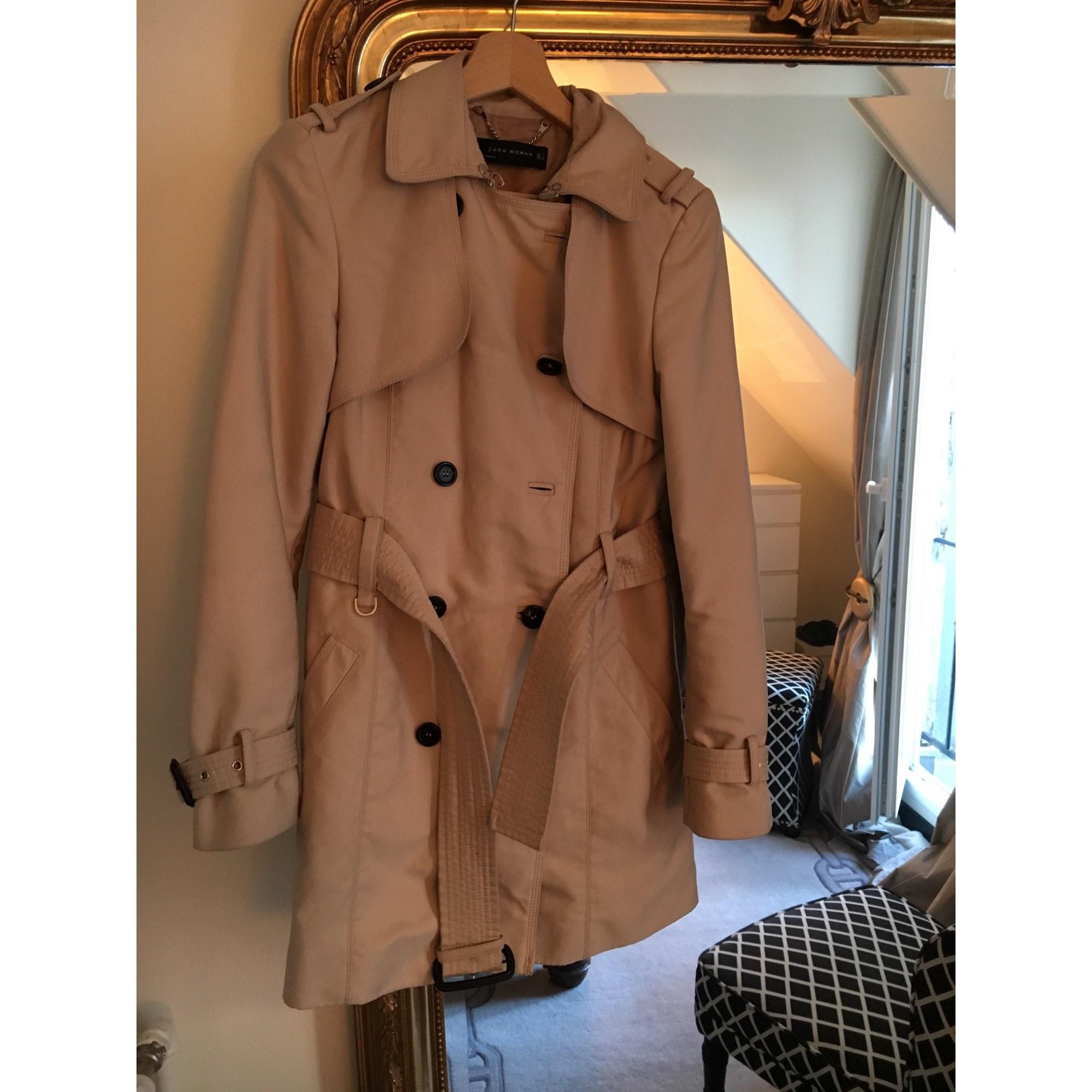 Imperméable 36 beige trench dressing ZARA vendu My T1 par S love Errqwp