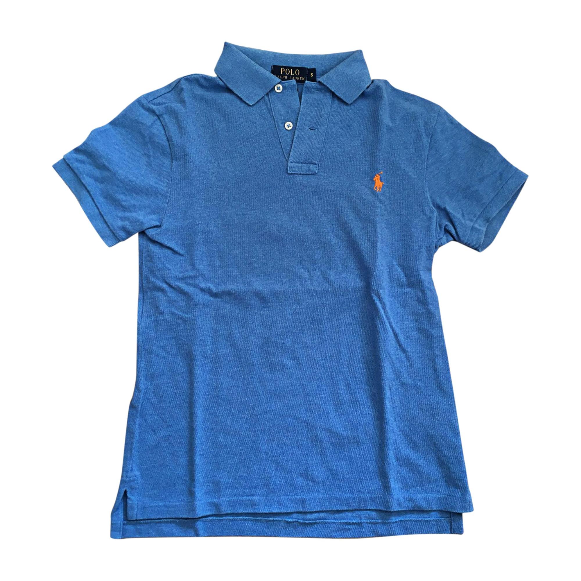 f448ee596bee Polo RALPH LAUREN 1 (S) bleu vendu par Aduwernell - 7833186
