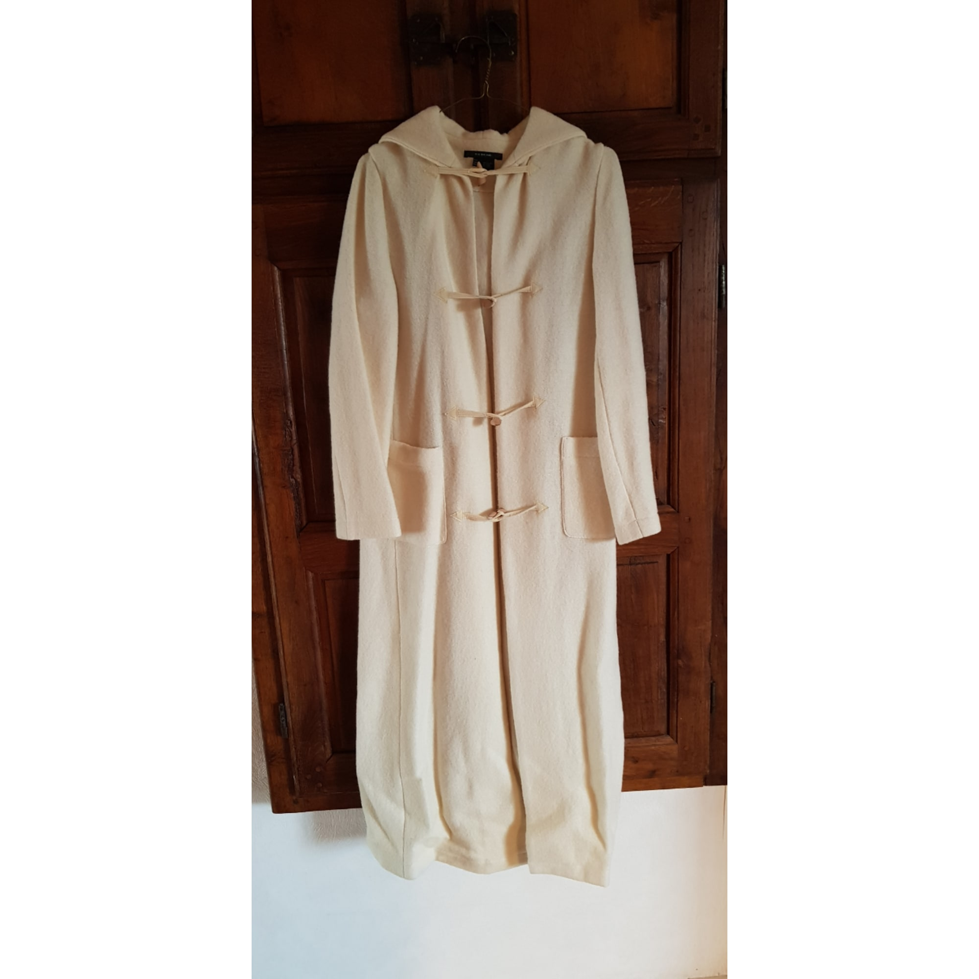 Manteau beige zara