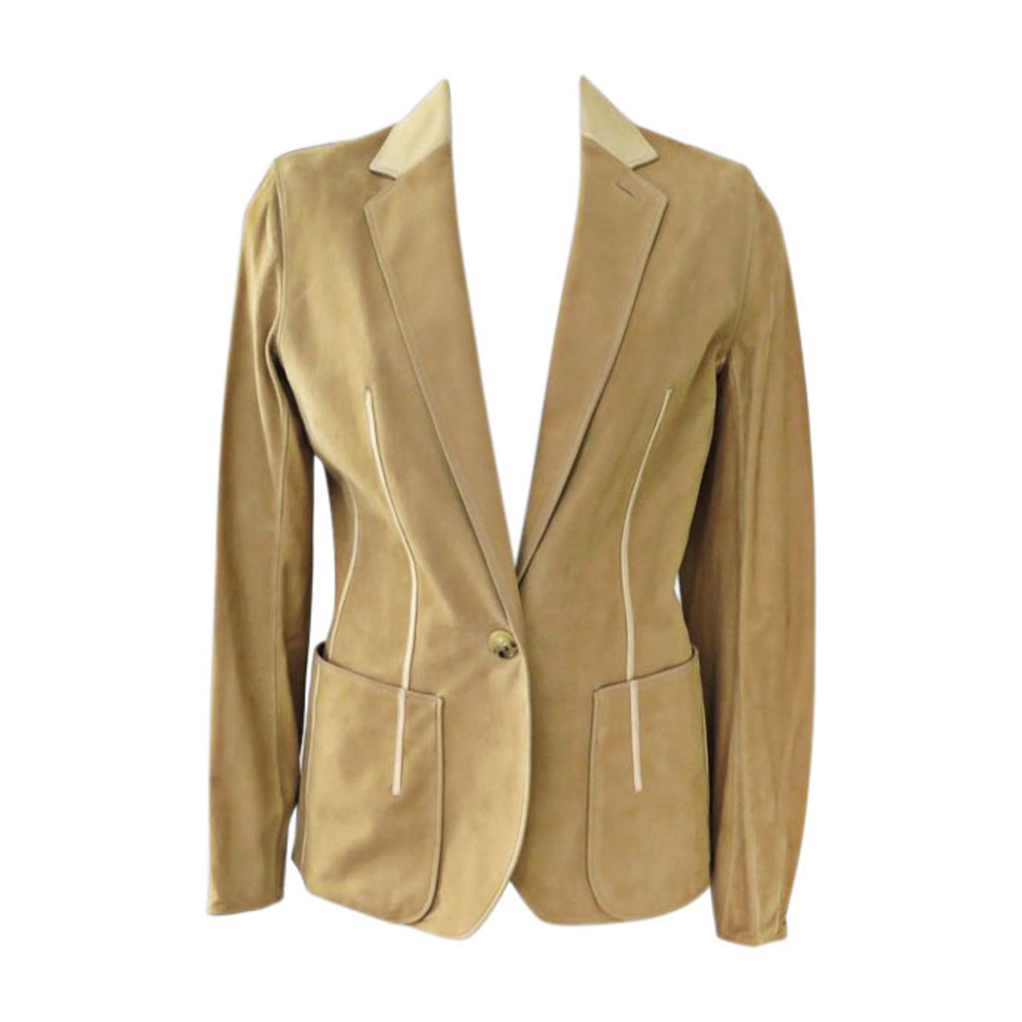 Veste 7845130 T3 Hermès l Beige 40 pxWnrwS4qp