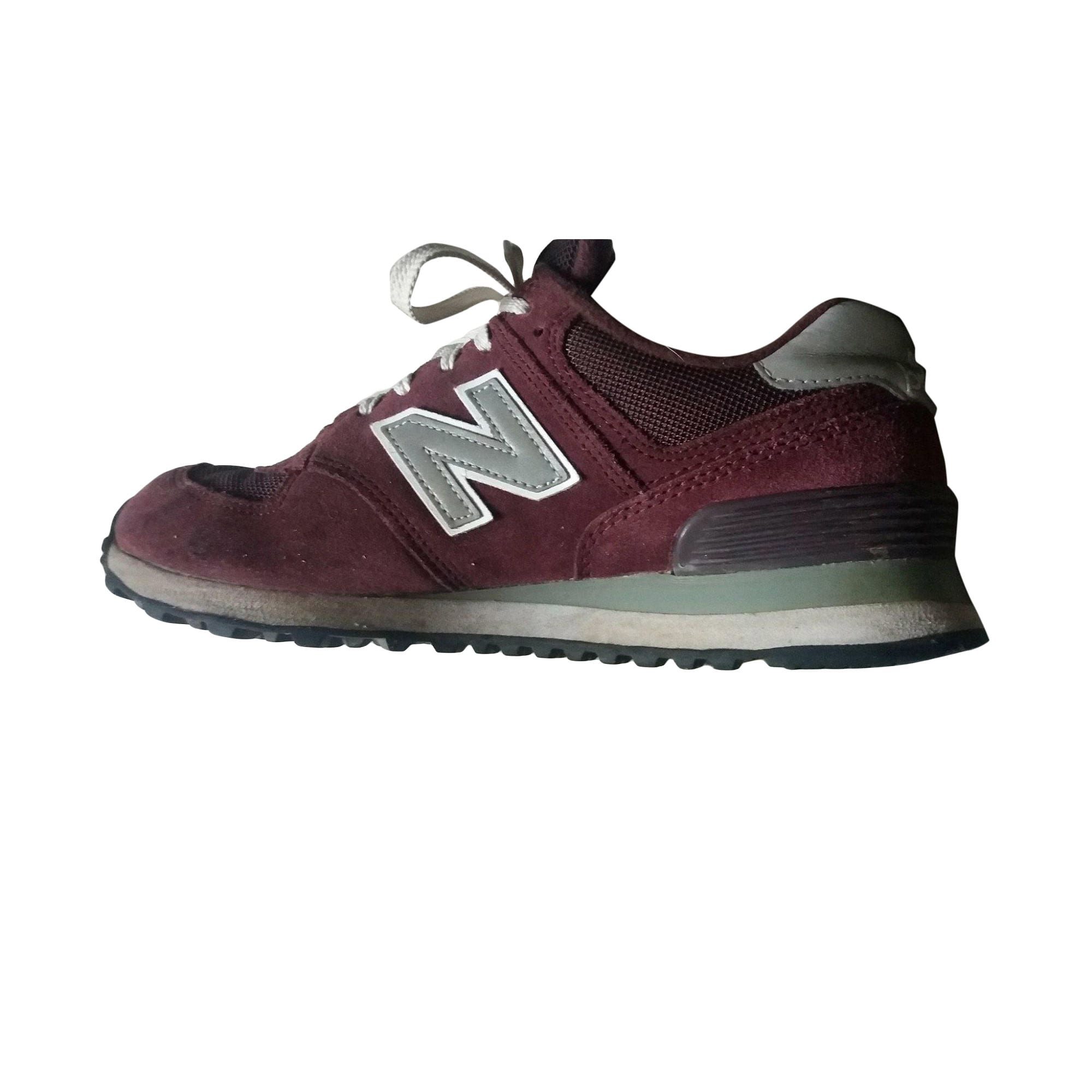 new balance 37 bordeaux