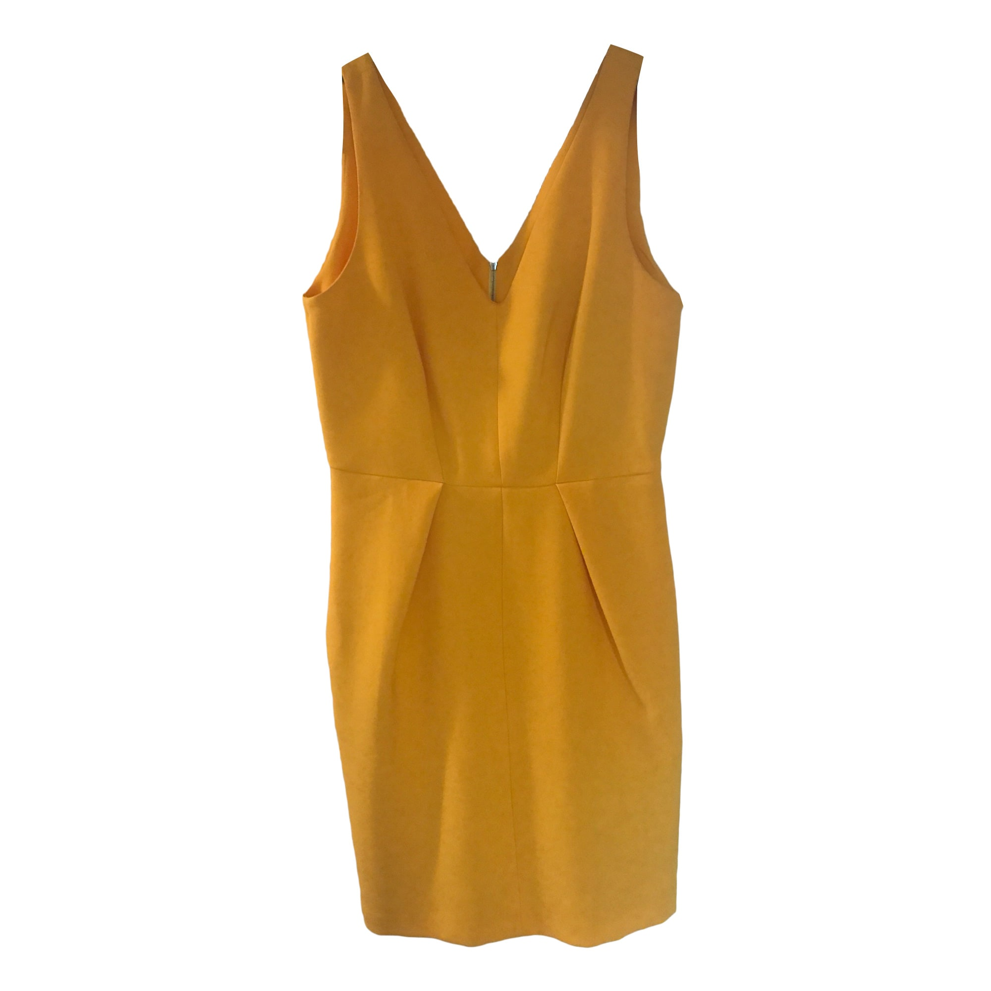 Mini Dress TARA JARMON Yellow