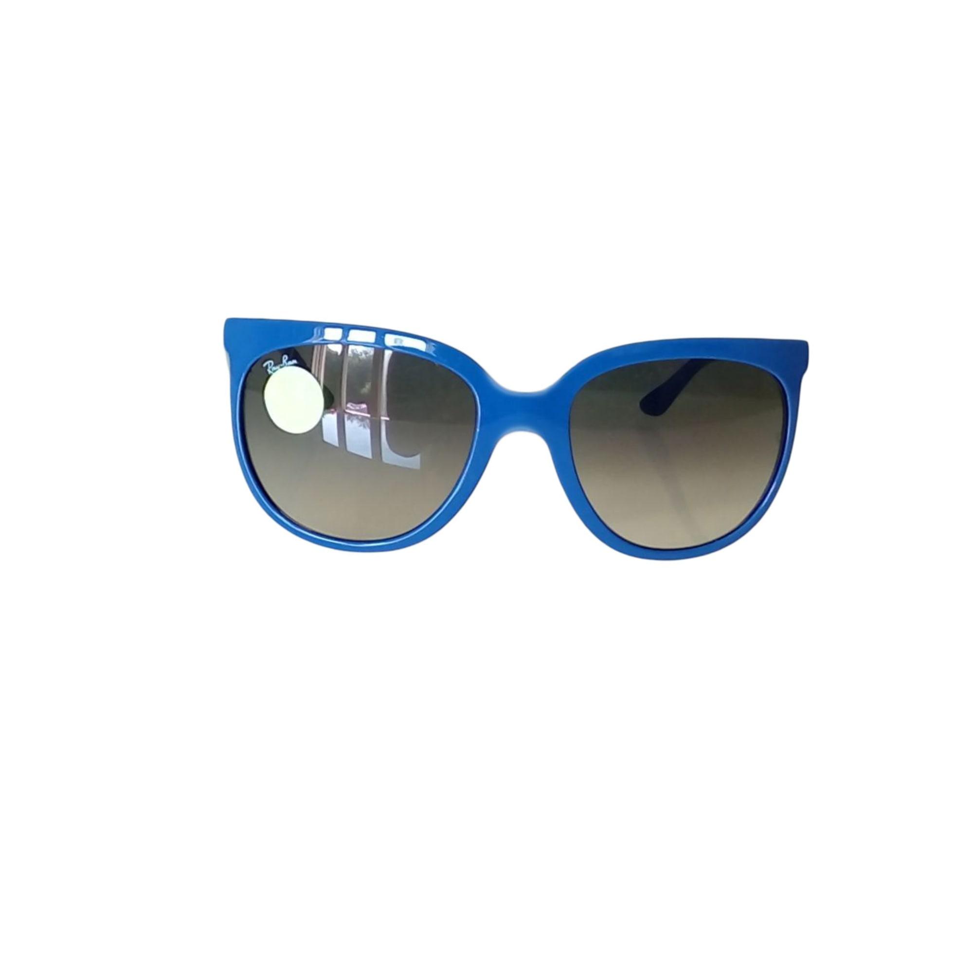 Lunettes de soleil RAY-BAN Bleu, bleu marine, bleu turquoise 67740be2f901