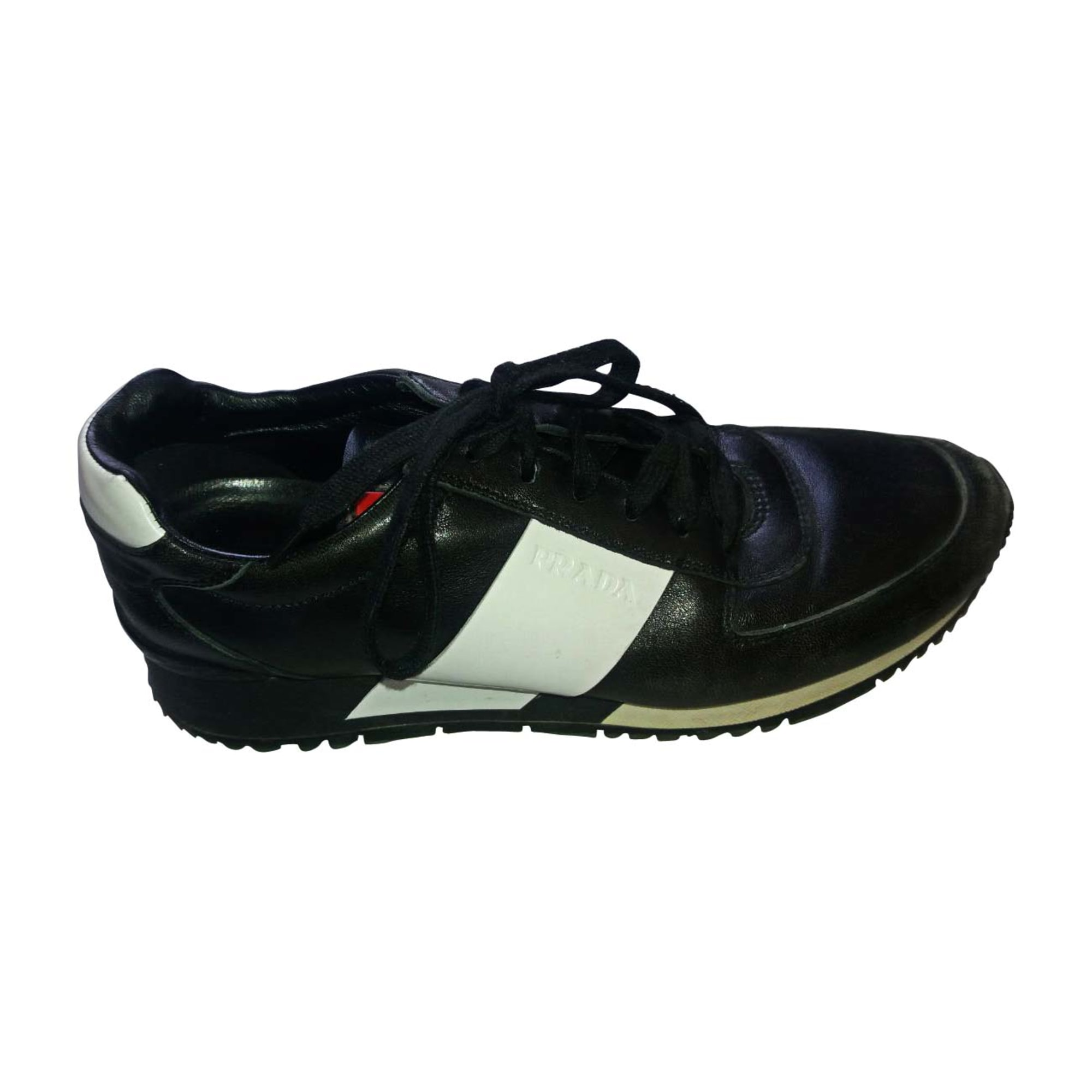 39 Blanc De 7855460 Noir Wti1iv Sport Et Prada Chaussures wvSaCqXx