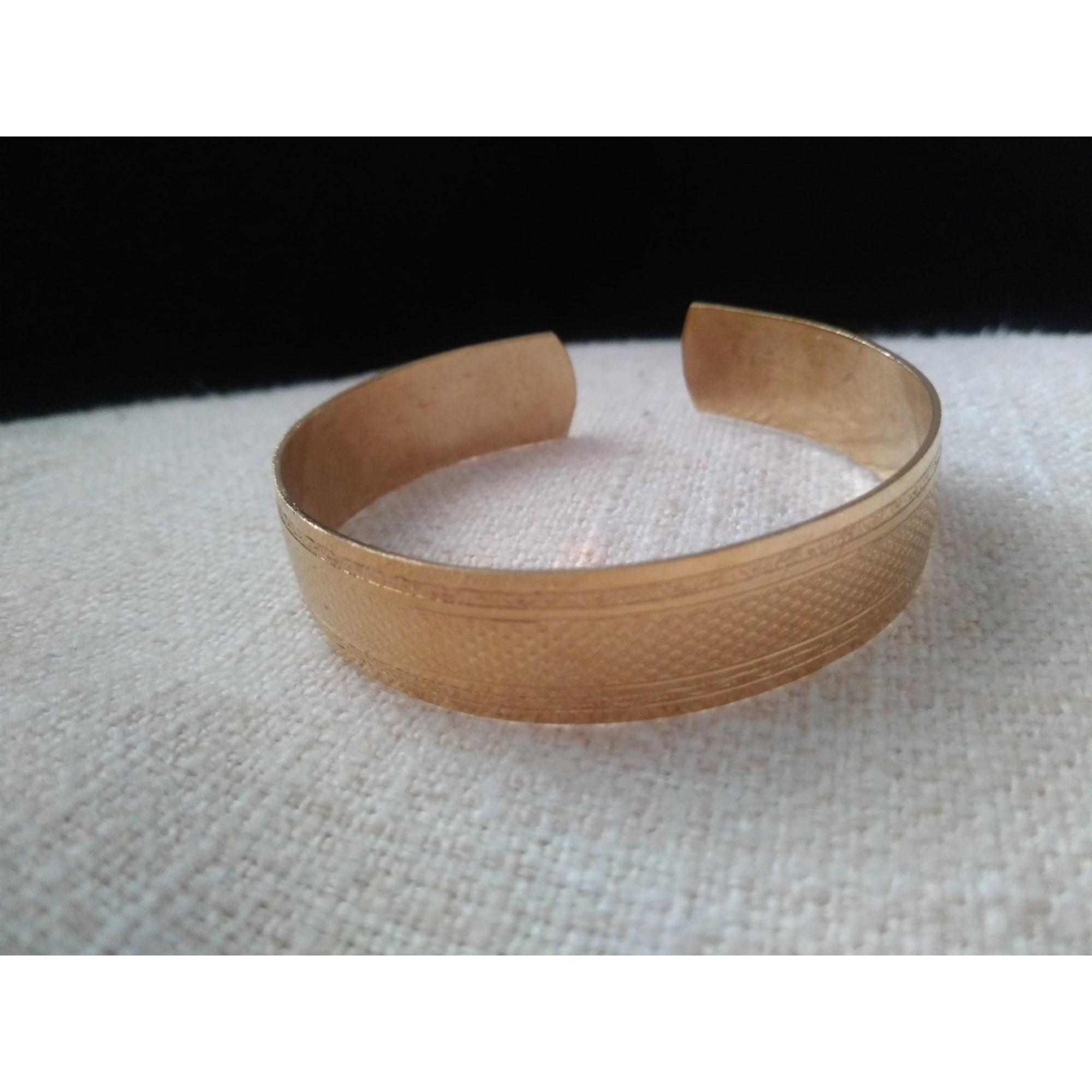 Bracelet DEAR CHARLOTTE plaqué or doré