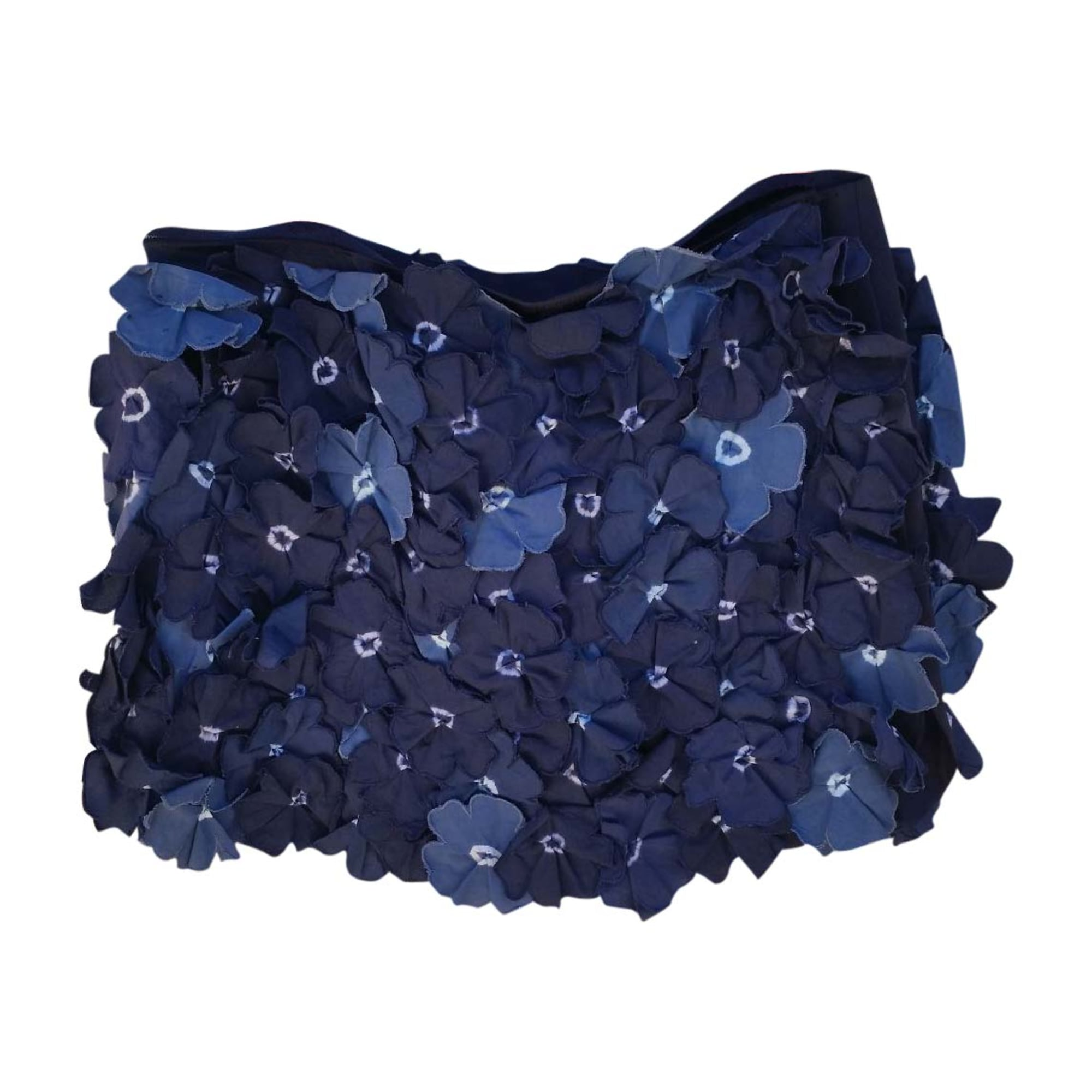 Mini Skirt VANESSA BRUNO Blue, navy, turquoise