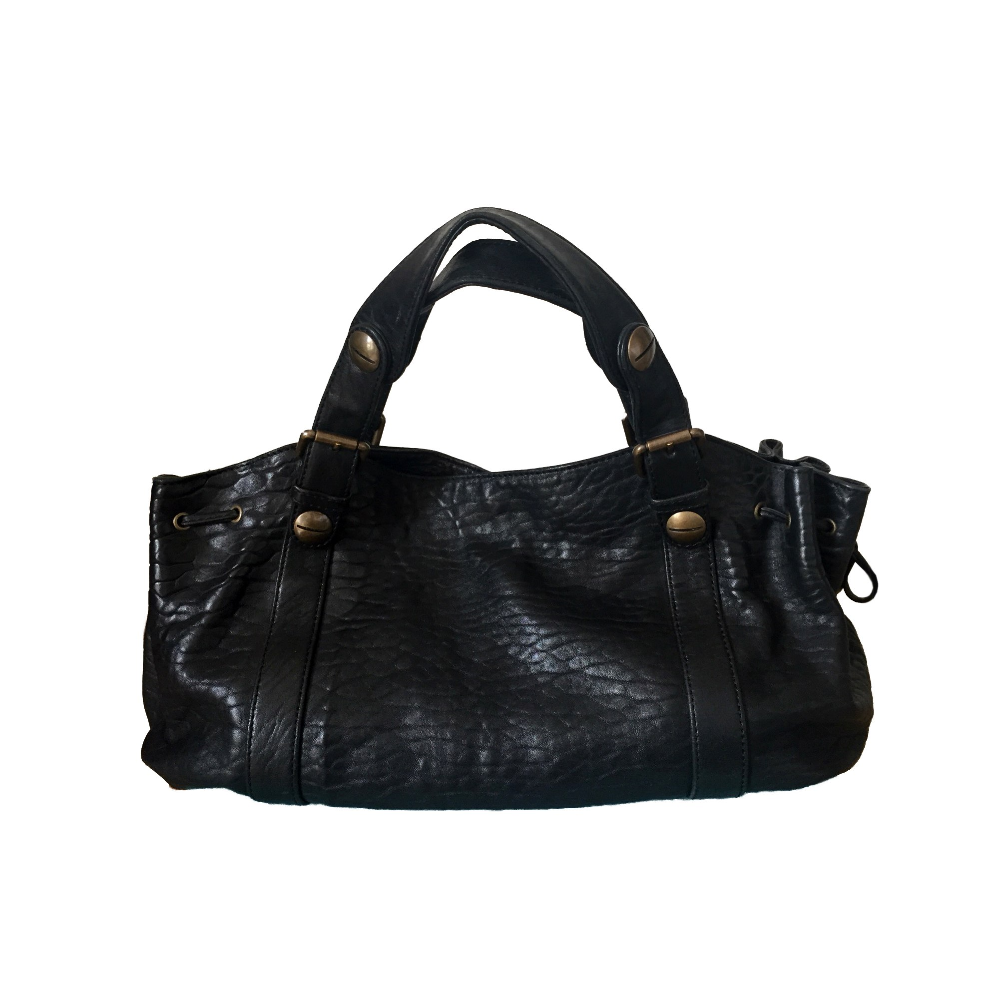 00b1fab3b0a7 Sac à main en cuir GERARD DAREL noir vendu par Séverine 87176320 ...