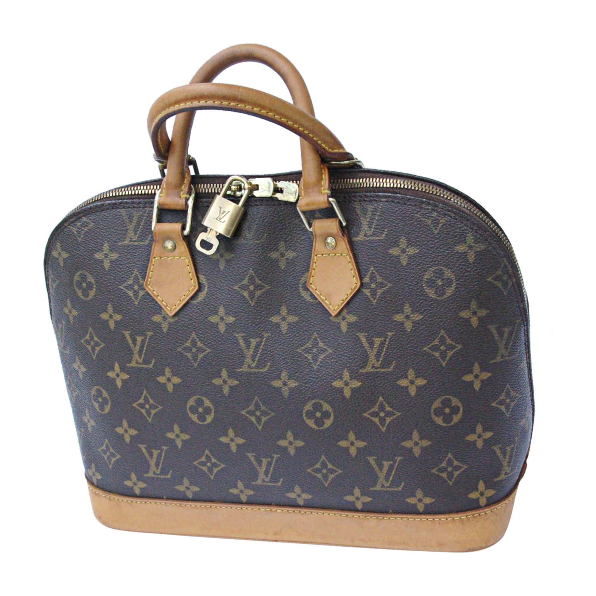 11c8b38c6316 Leather Handbag LOUIS VUITTON brown vendu par L-comme-luxe - 7890037