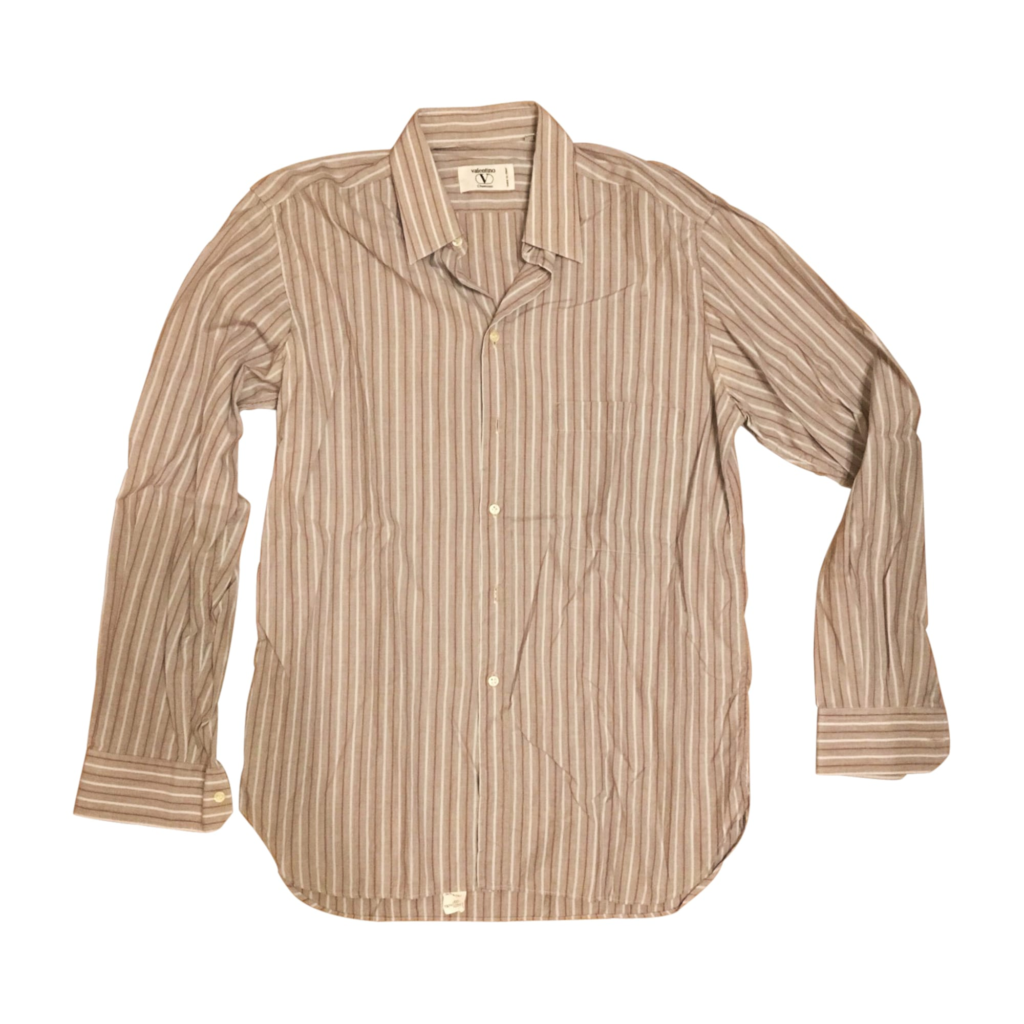 Shirt VALENTINO Brown