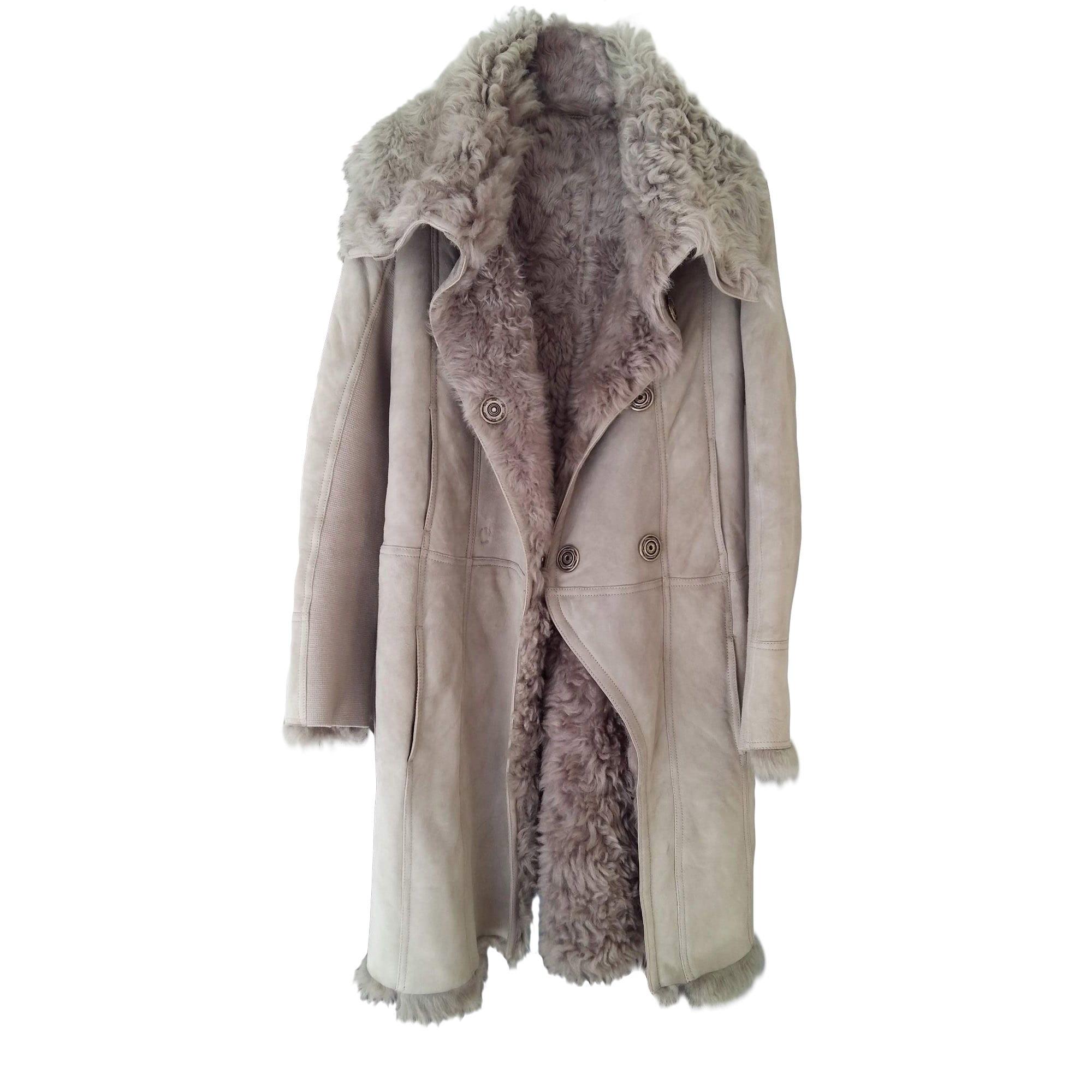 best website a71a4 ea52e Cappotto in pelliccia PATRIZIA PEPE