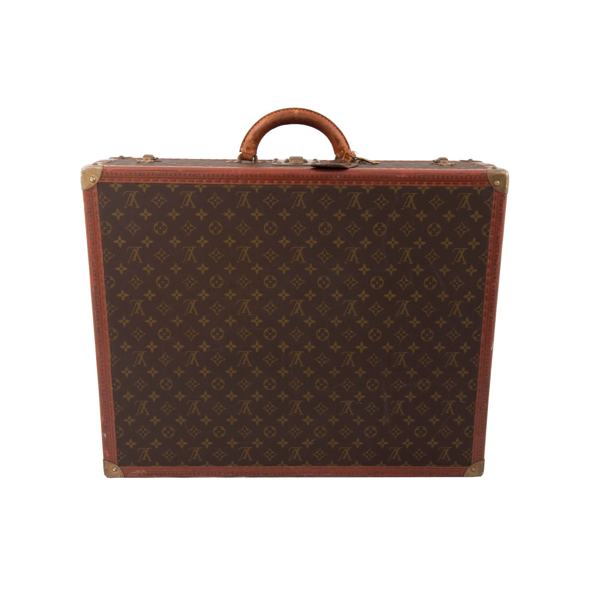e9b5c0820aa Mallette LOUIS VUITTON marron - 7907055