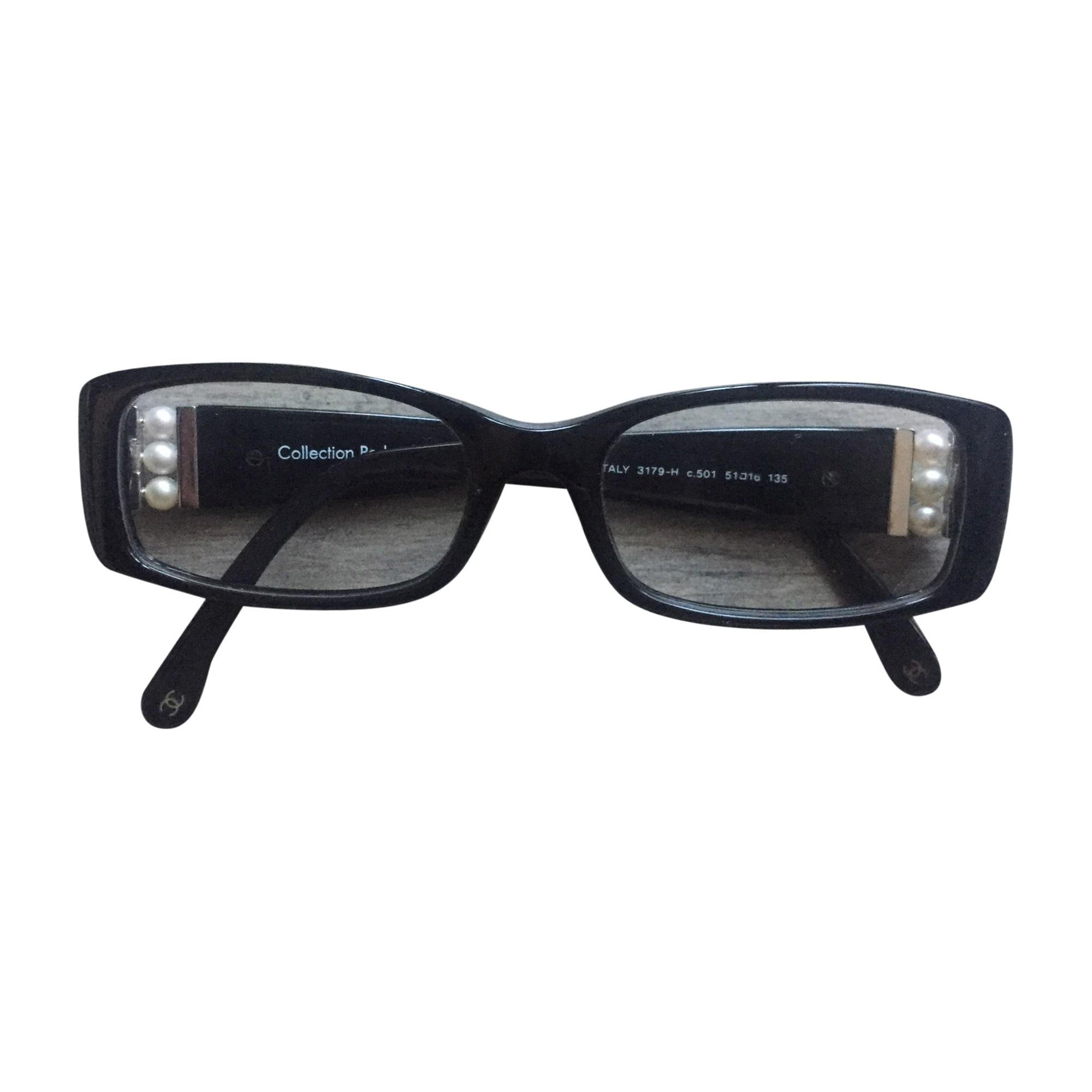 Eyeglass Frames CHANEL black - 7915682