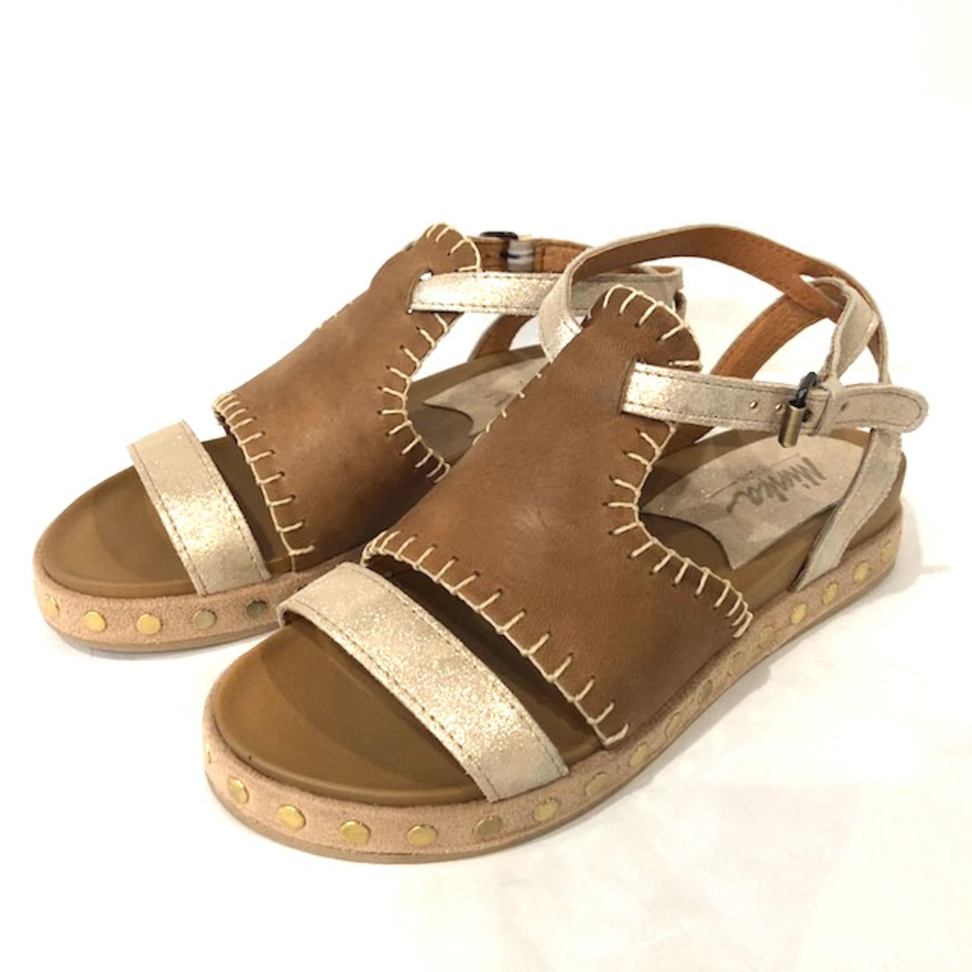 Sandales compensées MINKA DESIGN 41 beige - 7919095 bdfe3bd6c064