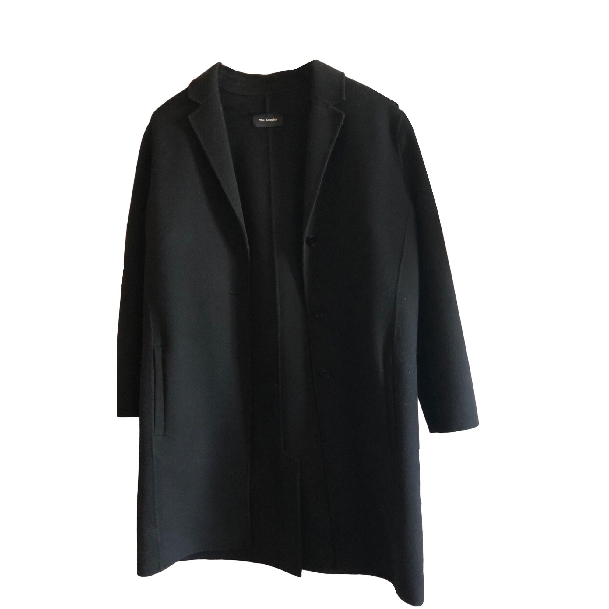 KOOPLES vendu Manteau T3 40 noir Zoeela24249 par 7919862 THE L rnYqR5xWwY