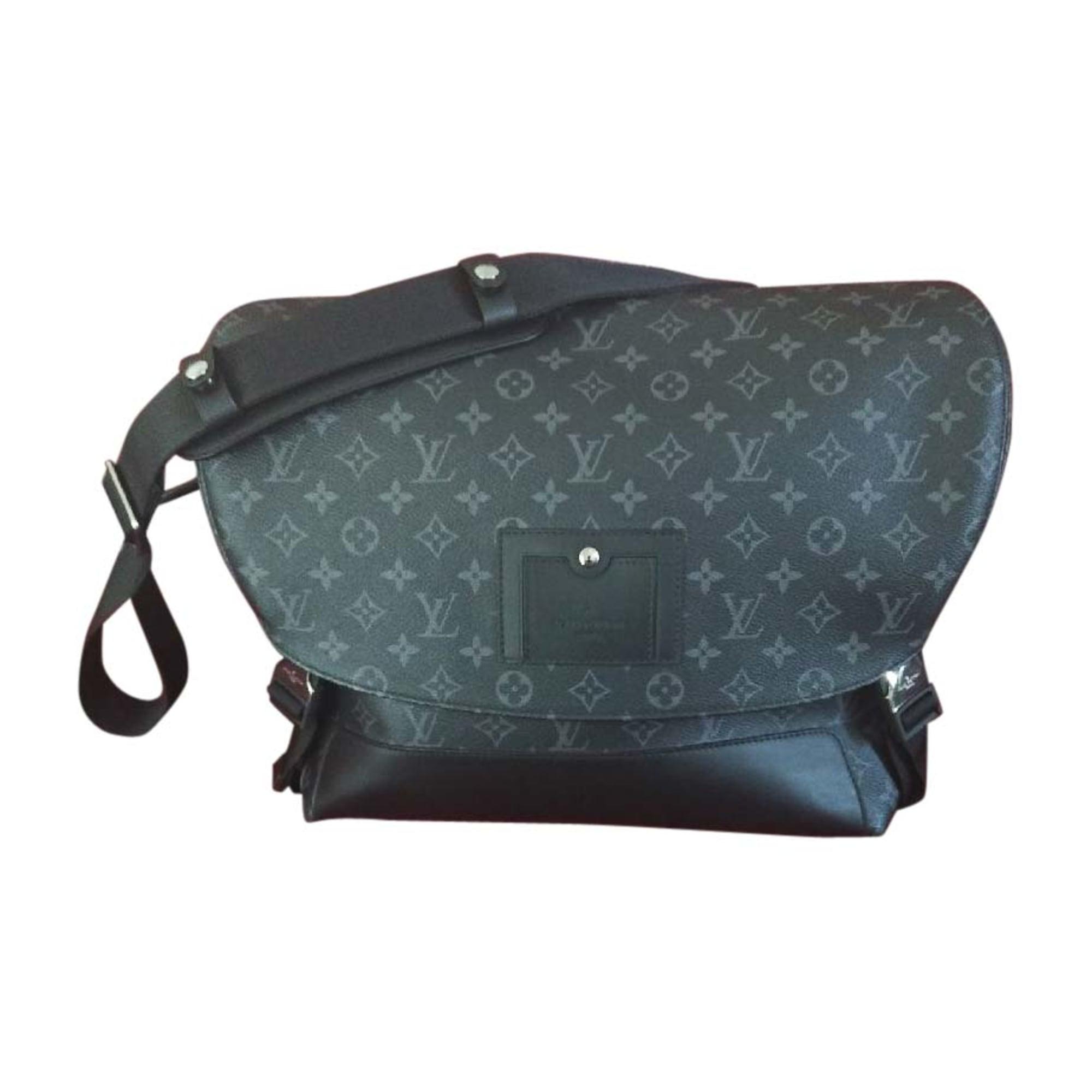 925c07877cd Sacoche LOUIS VUITTON noir vendu par Eventhough1986 - 7924621
